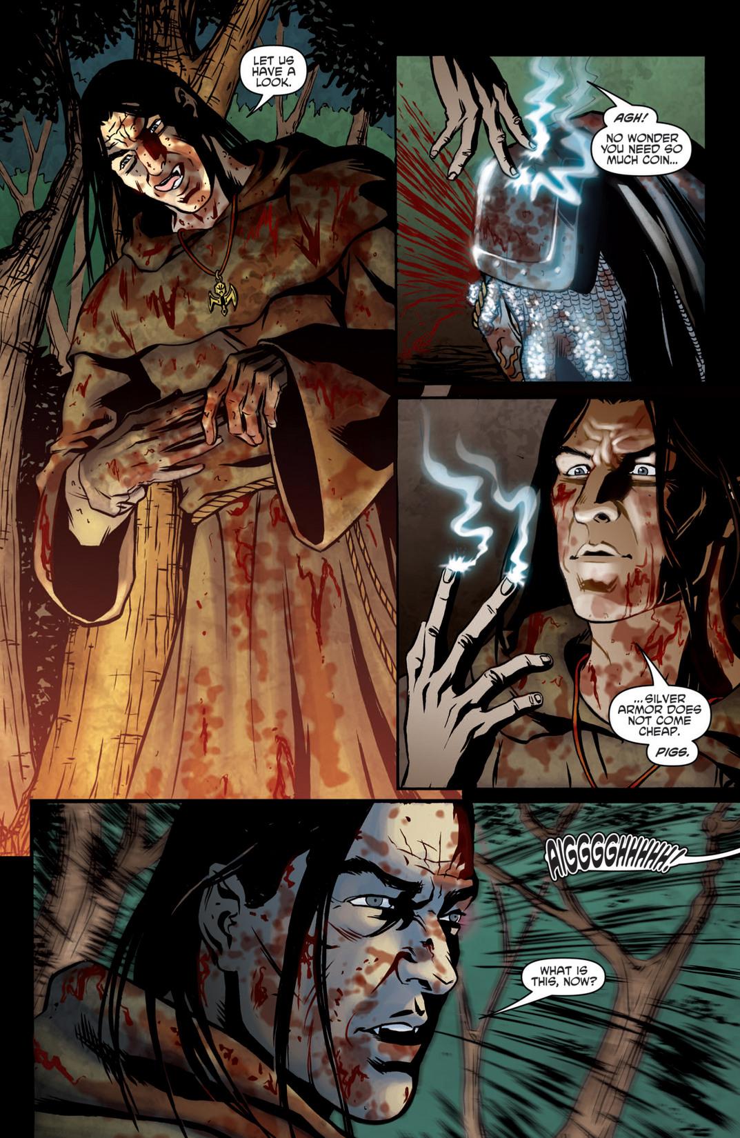 Read online True Blood (2012) comic -  Issue #5 - 10