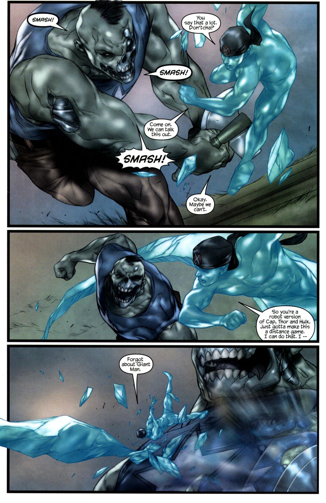 Read online Ultimatum: X-Men Requiem comic -  Issue # Full - 18