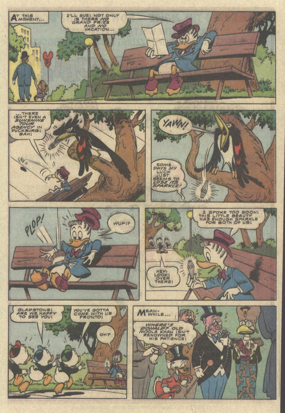 Read online Uncle Scrooge (1953) comic -  Issue #241 - 41