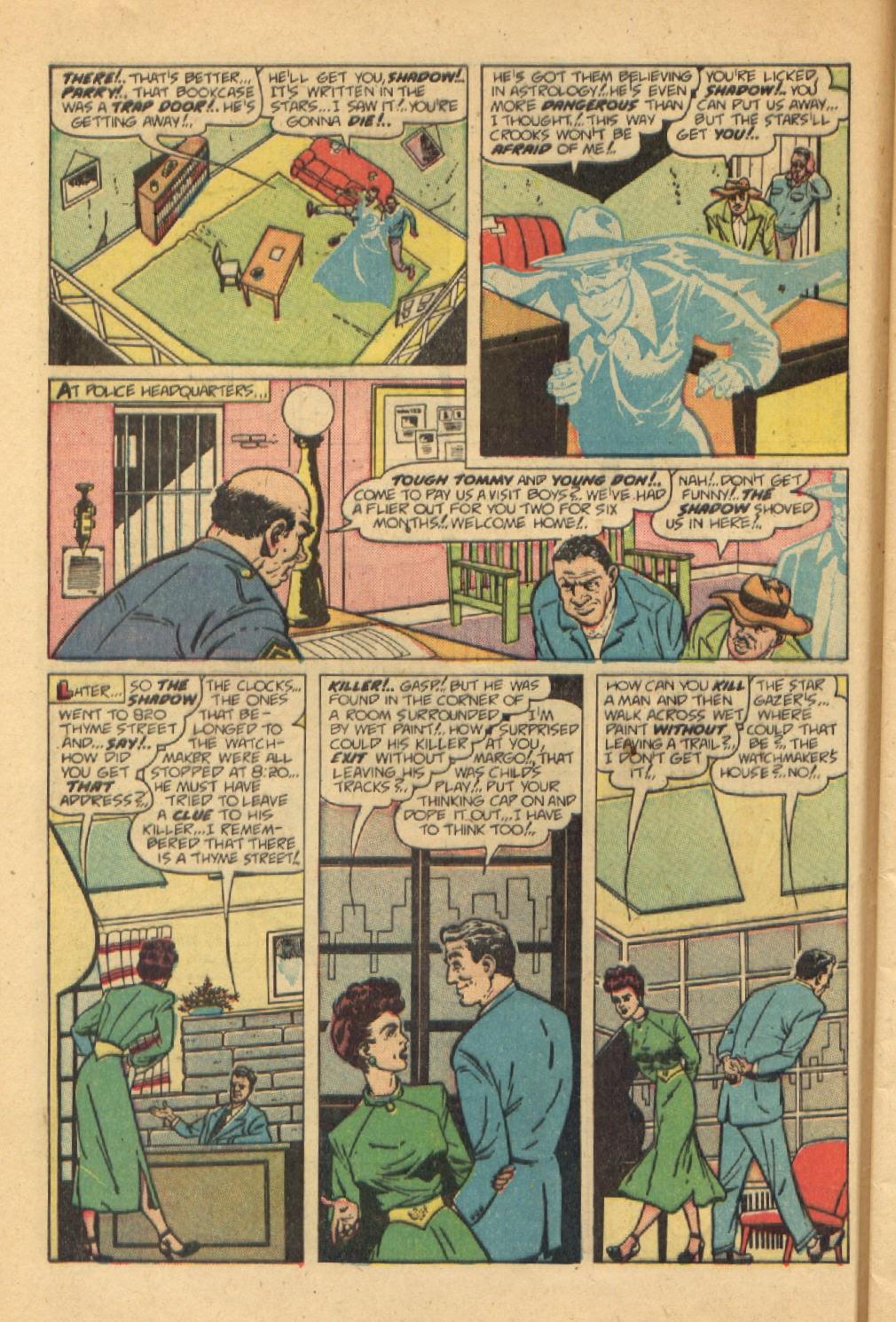 Shadow Comics #101 #94 - English 9