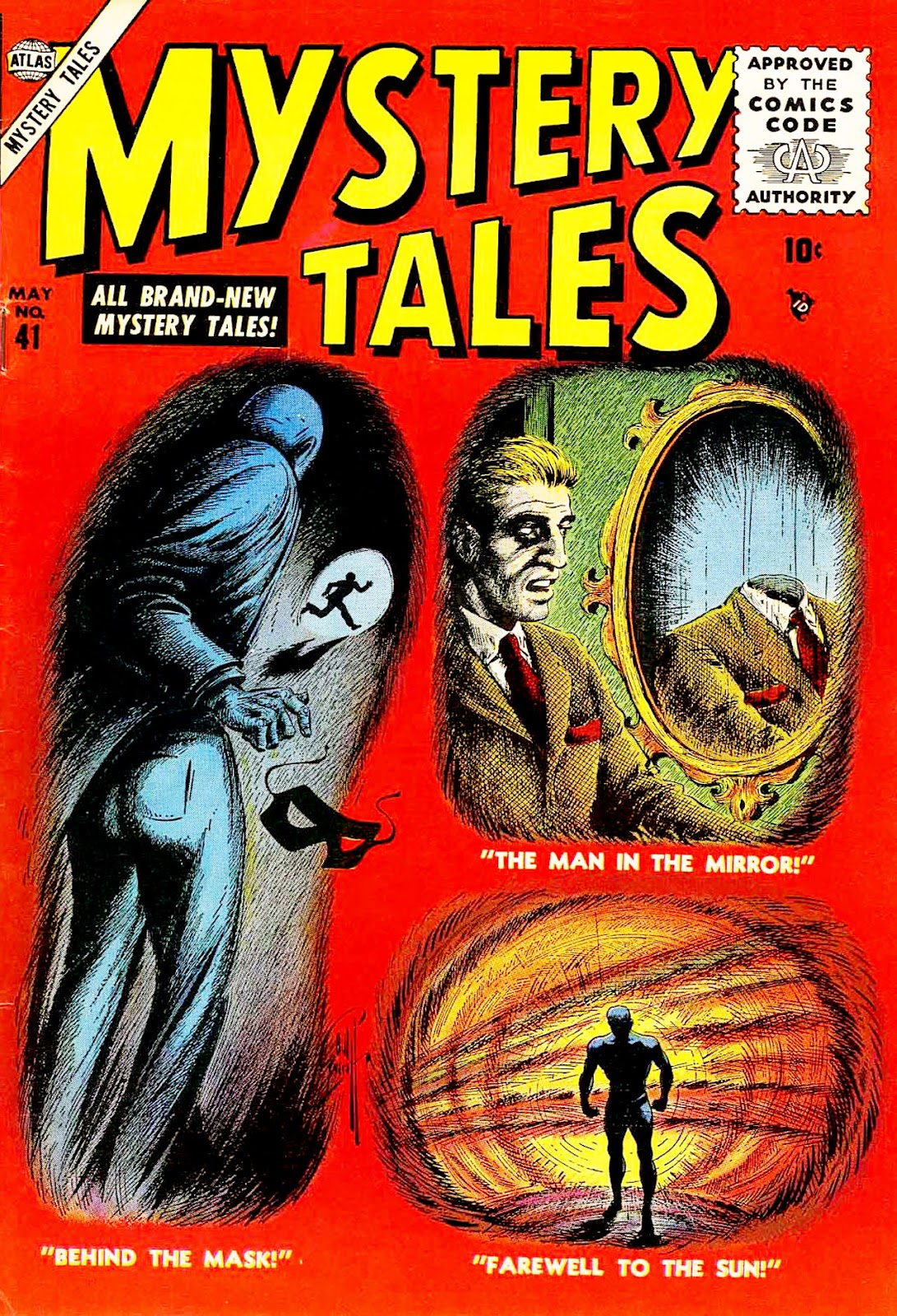 Mystery Tales issue 41 - Page 1