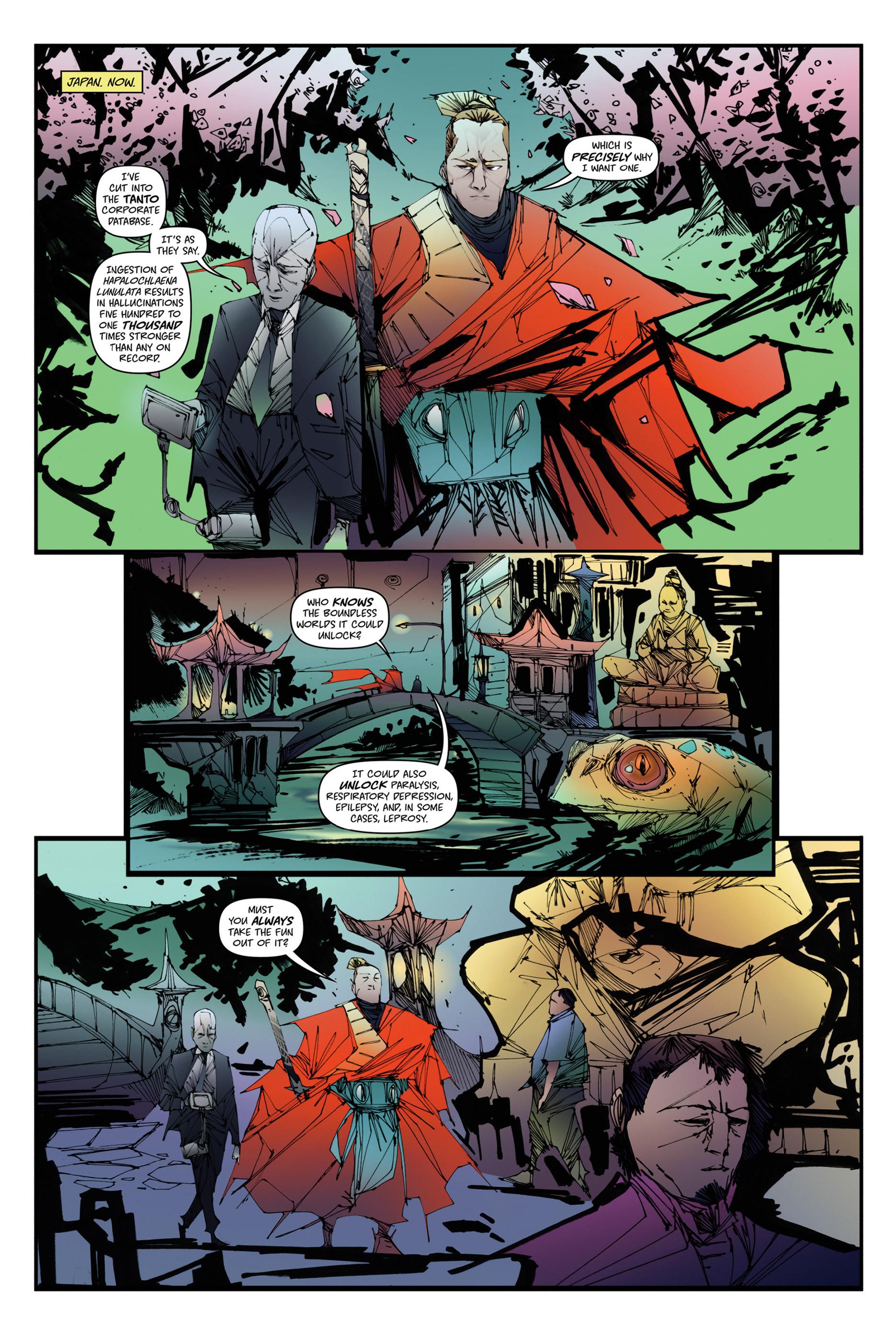 Read online Scrimshaw comic -  Issue #1 - 9