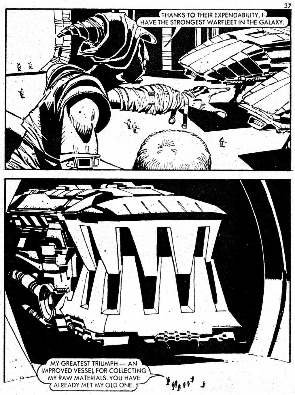 Starblazer issue 71 - Page 37