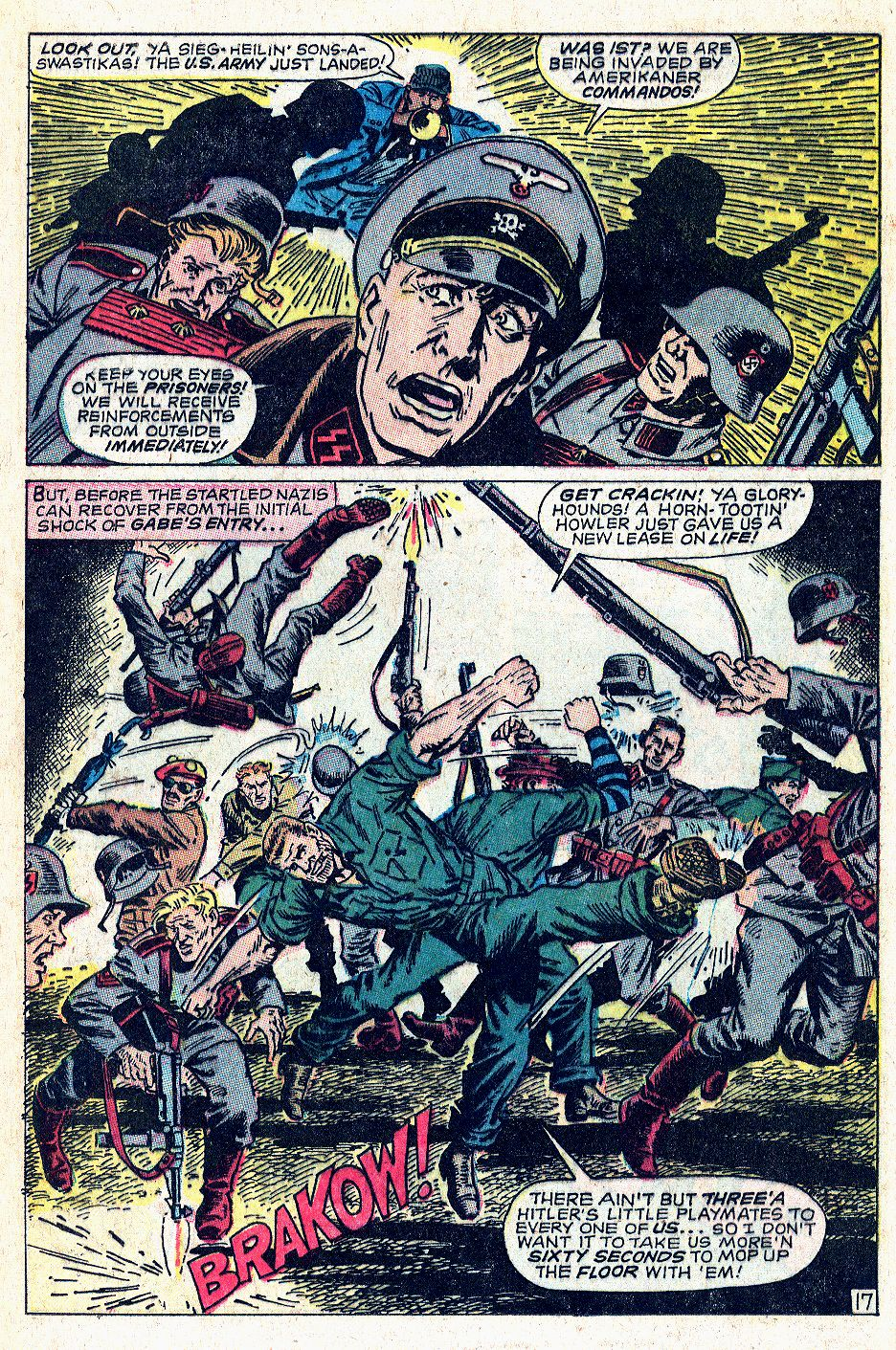 Read online Sgt. Fury comic -  Issue #56 - 24