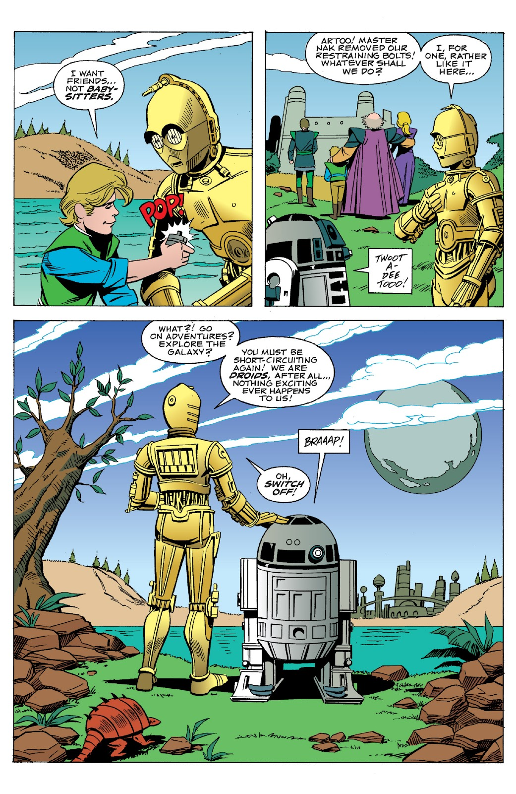 Read online Star Wars Legends Epic Collection: The Empire comic -  Issue # TPB 5 (Part 1) - 56