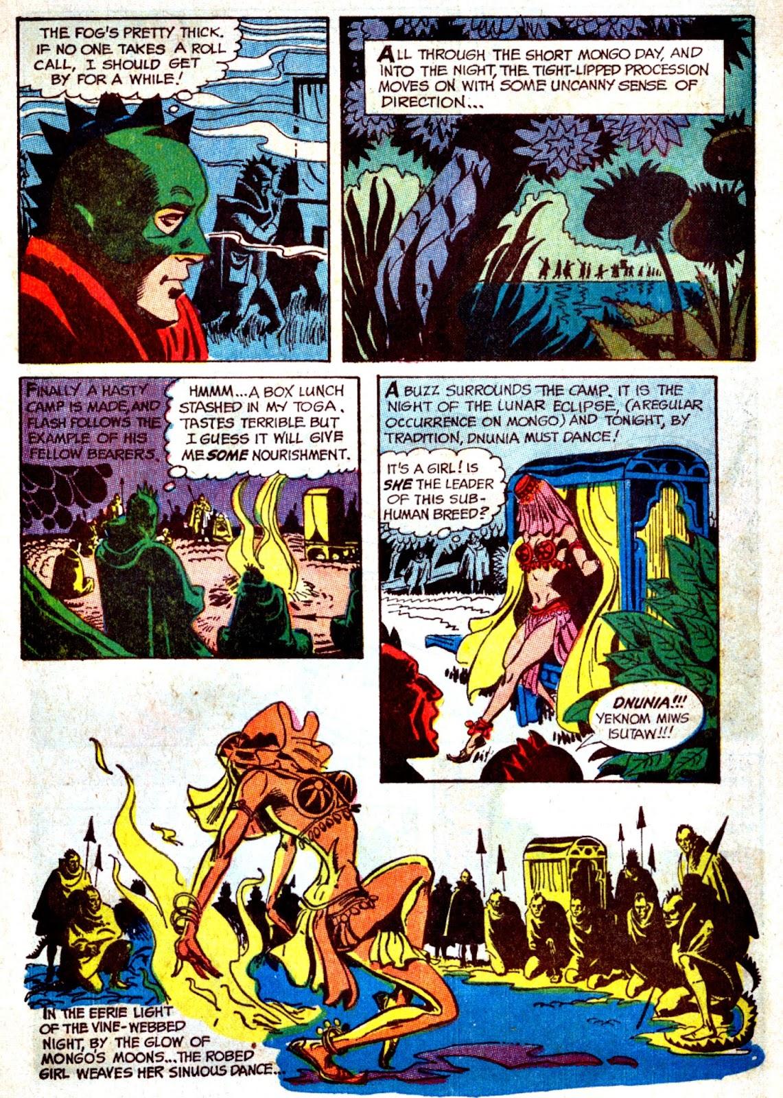 Flash Gordon (1966) issue 3 - Page 8