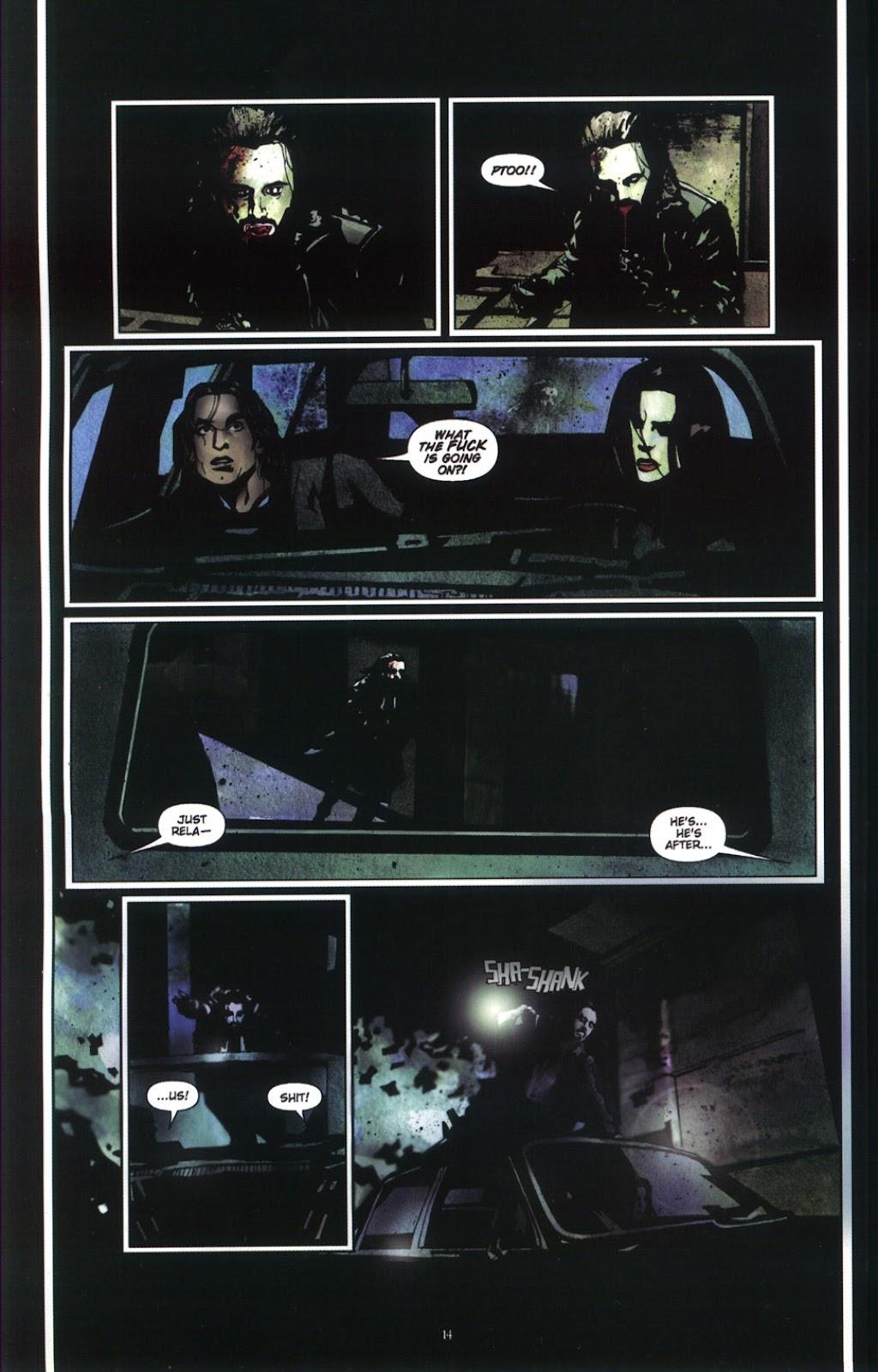 Read online Underworld (2003) comic -  Issue # Full - 16