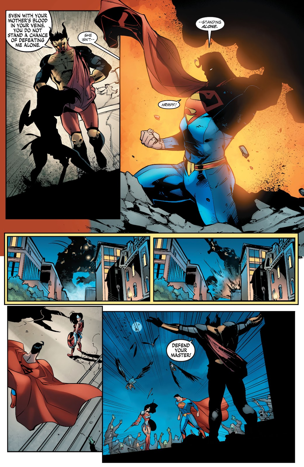Read online Smallville Season 11 [II] comic -  Issue # TPB 5 - 116