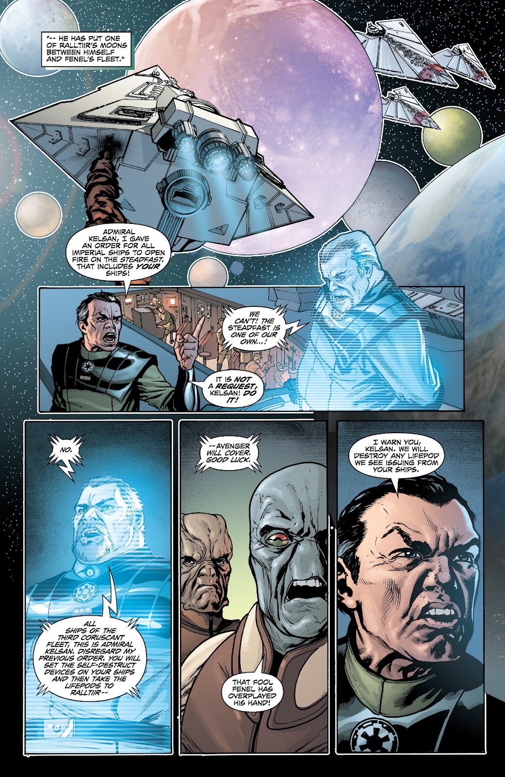 Read online Star Wars Legends: Legacy - Epic Collection comic -  Issue # TPB 2 (Part 5) - 2
