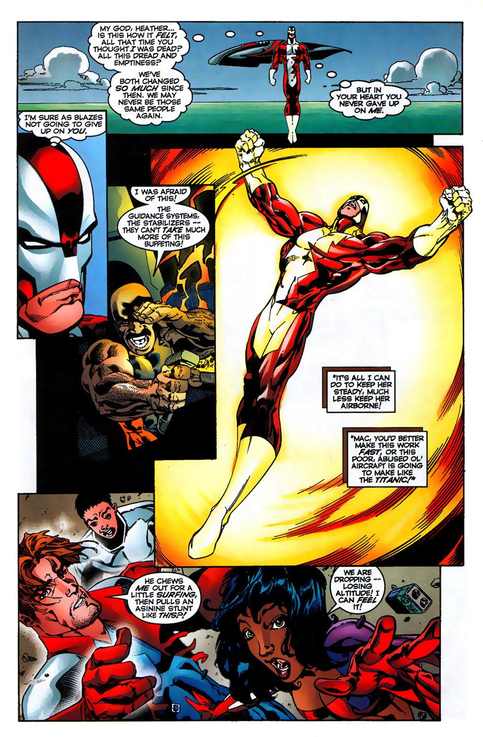 Read online Alpha Flight (1997) comic -  Issue # _Annual - 18