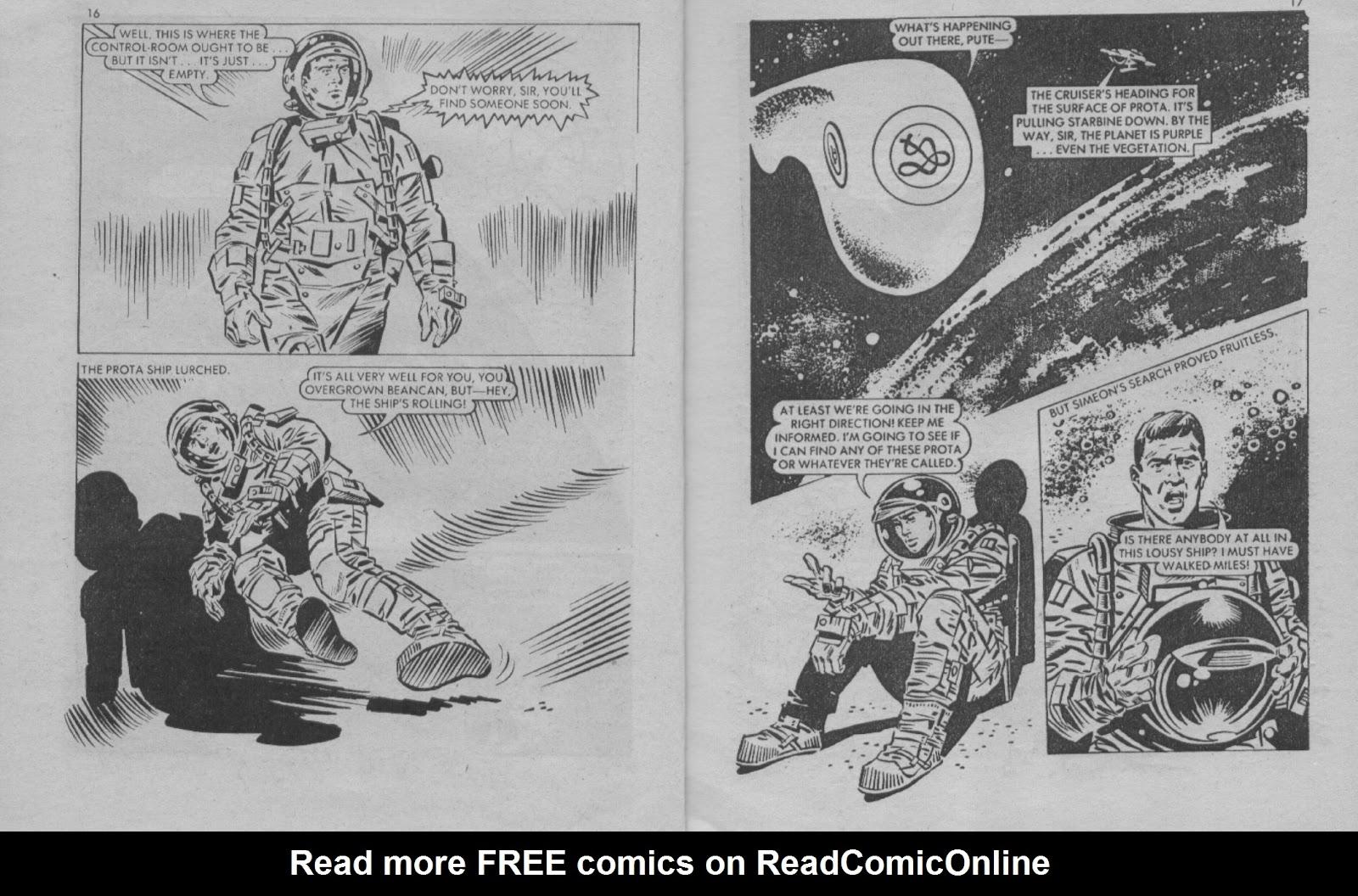 Starblazer issue 11 - Page 9