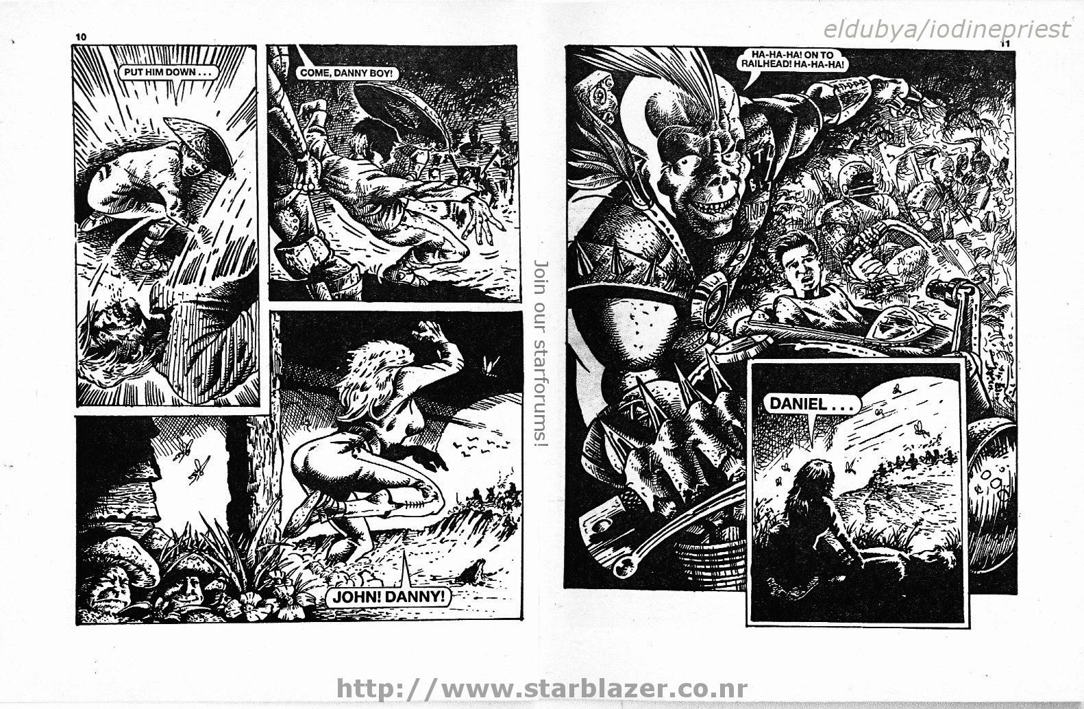 Starblazer issue 279 - Page 7