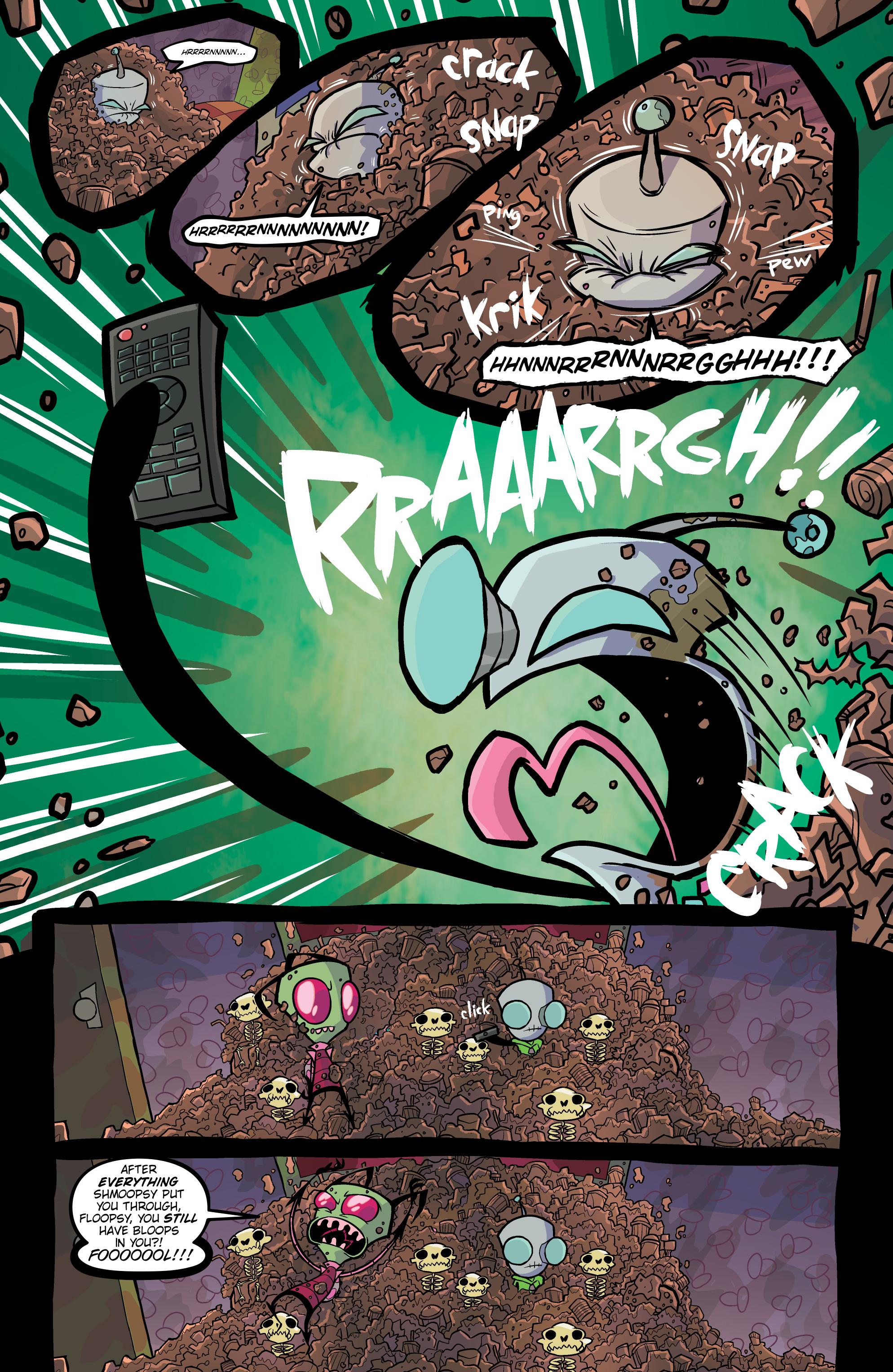 Read online Invader Zim comic -  Issue #20 - 17