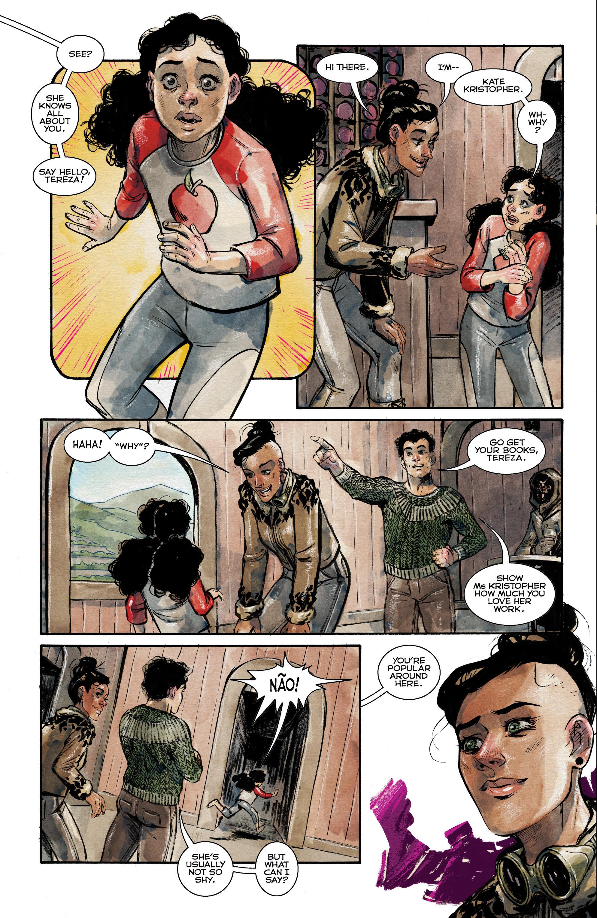 Read online Shutter comic -  Issue #22 - 5