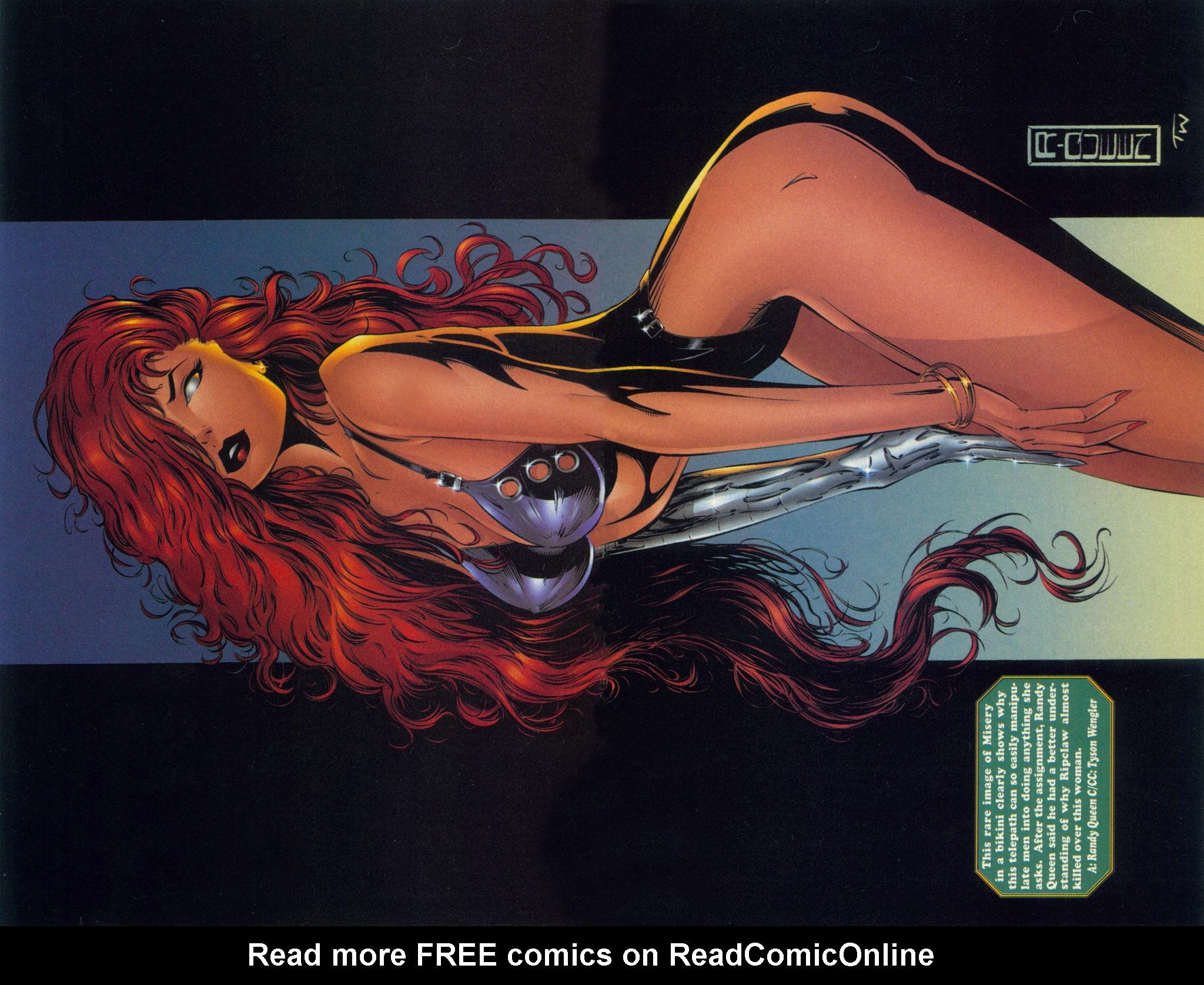 Read online Ballistic Studios Swimsuit Special comic -  Issue #1 - 19