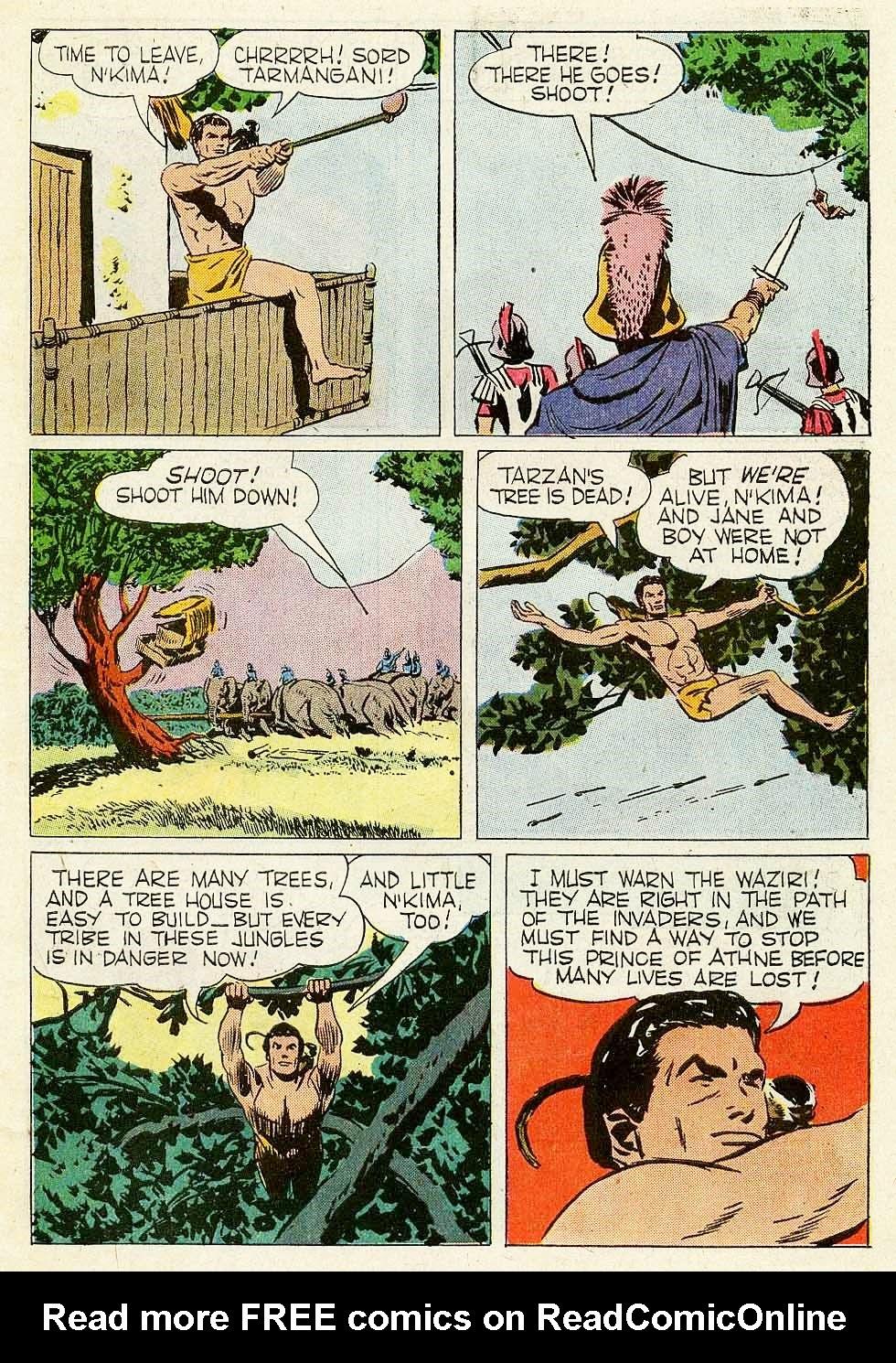 Tarzan (1948) issue 122 - Page 7
