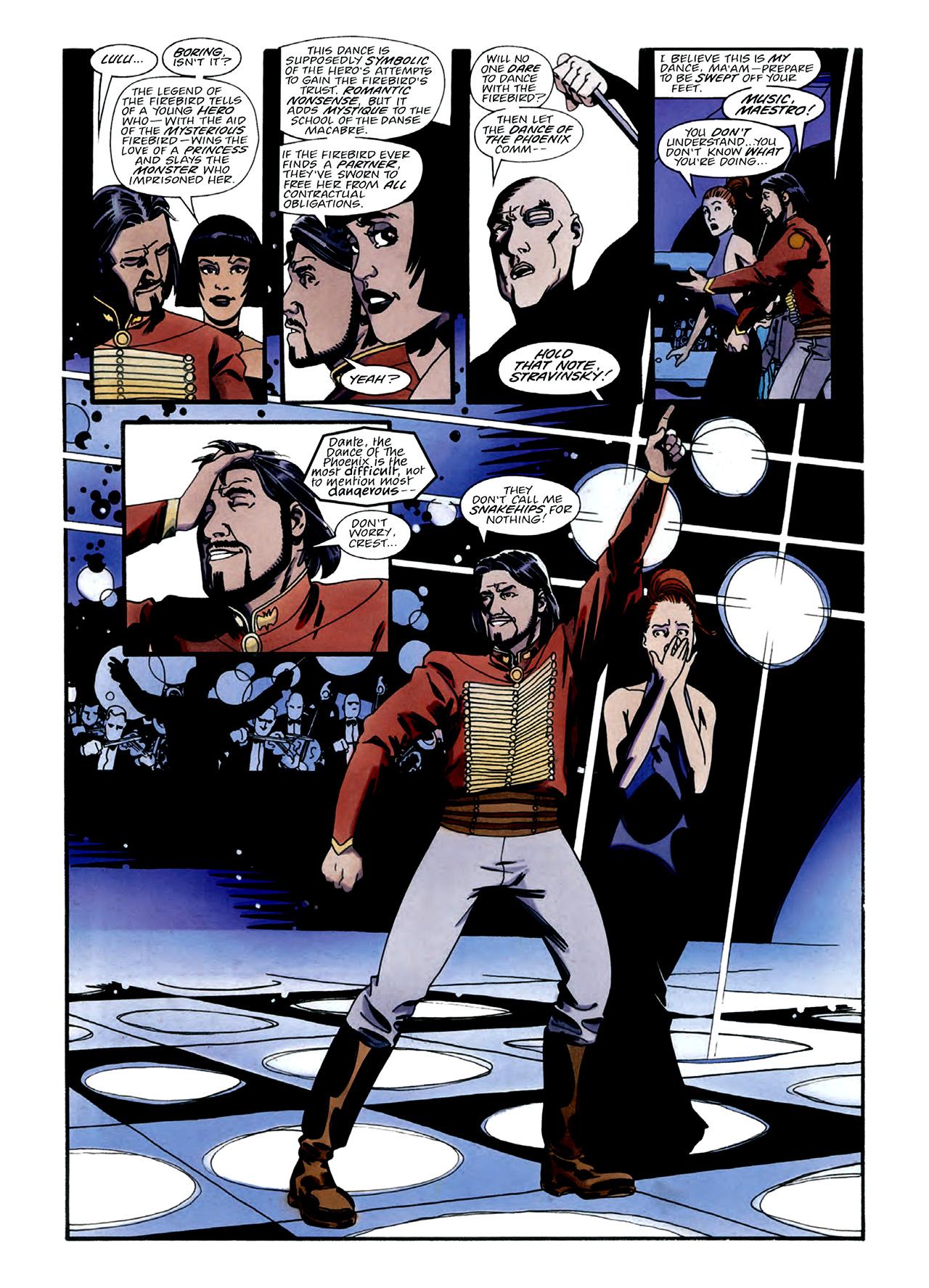 Read online Nikolai Dante comic -  Issue # TPB 3 - 21