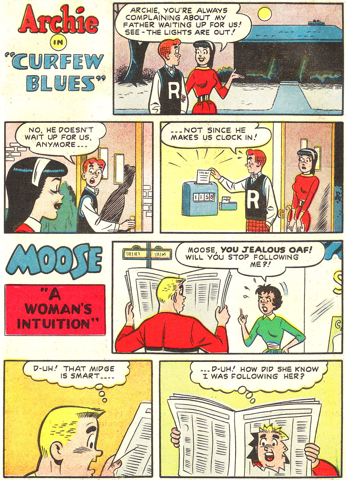 Read online Archie's Girls Betty and Veronica comic -  Issue #54 - 11