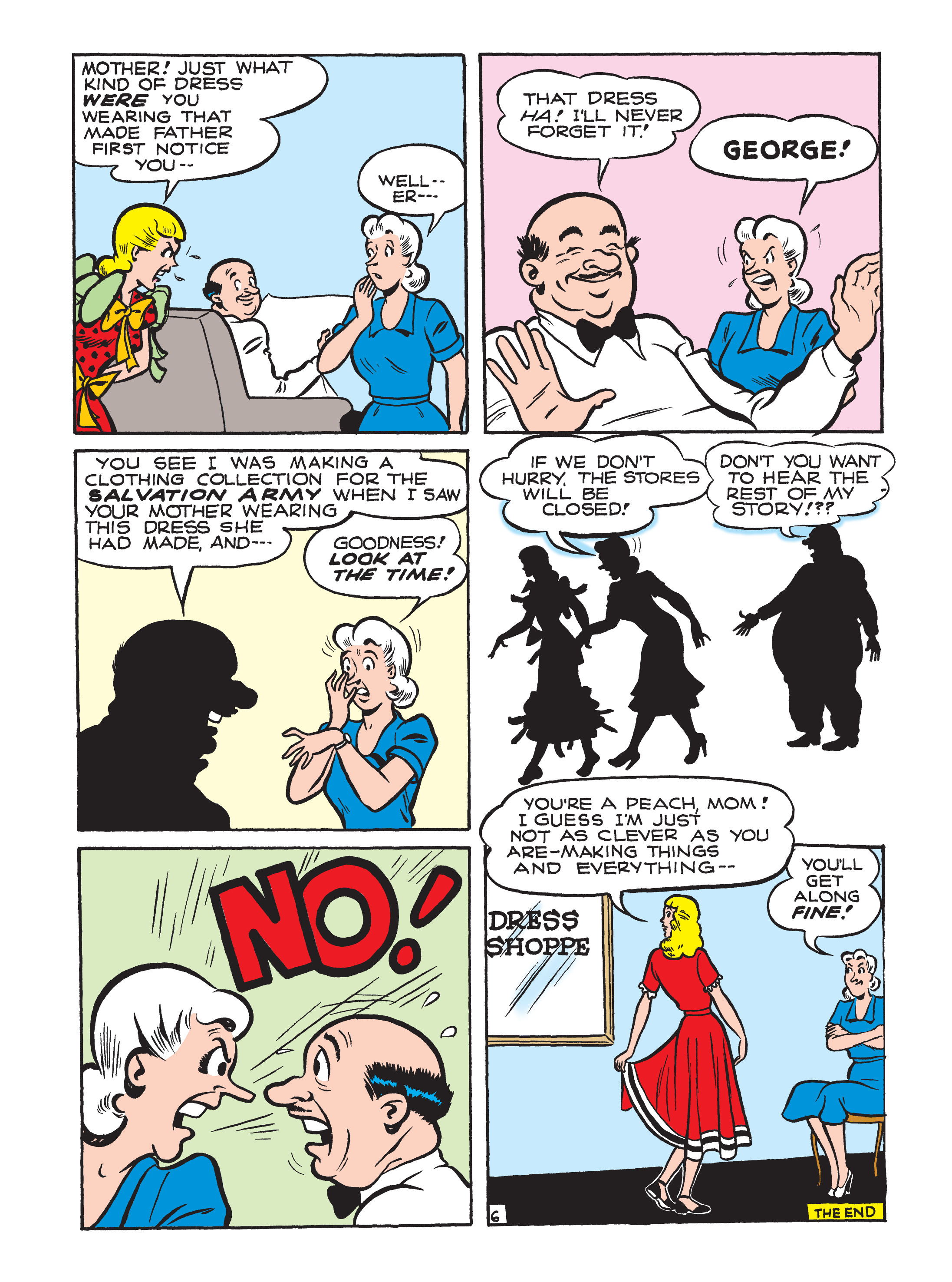 Read online Archie 75th Anniversary Digest comic -  Issue #5 - 22