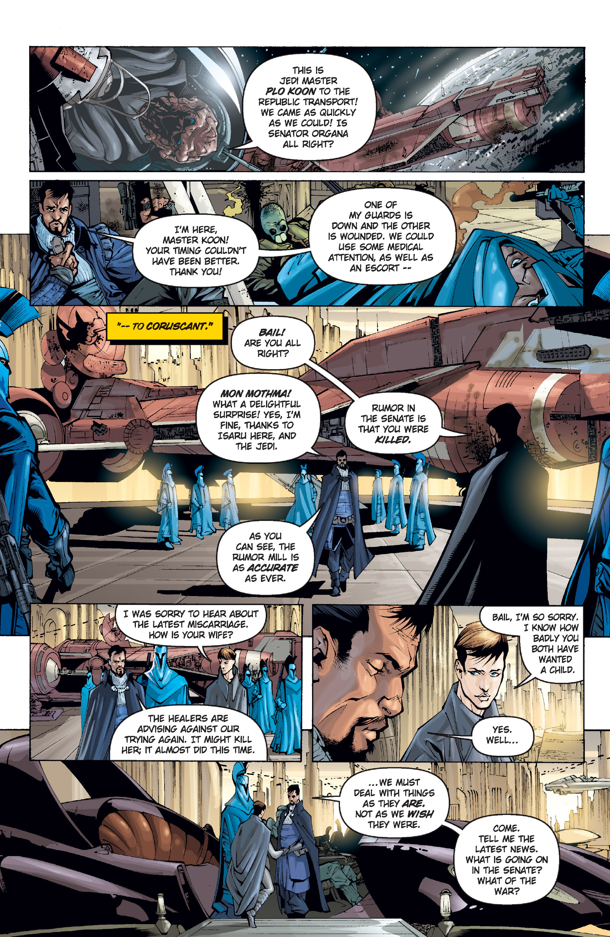 Read online Star Wars Omnibus comic -  Issue # Vol. 24 - 361