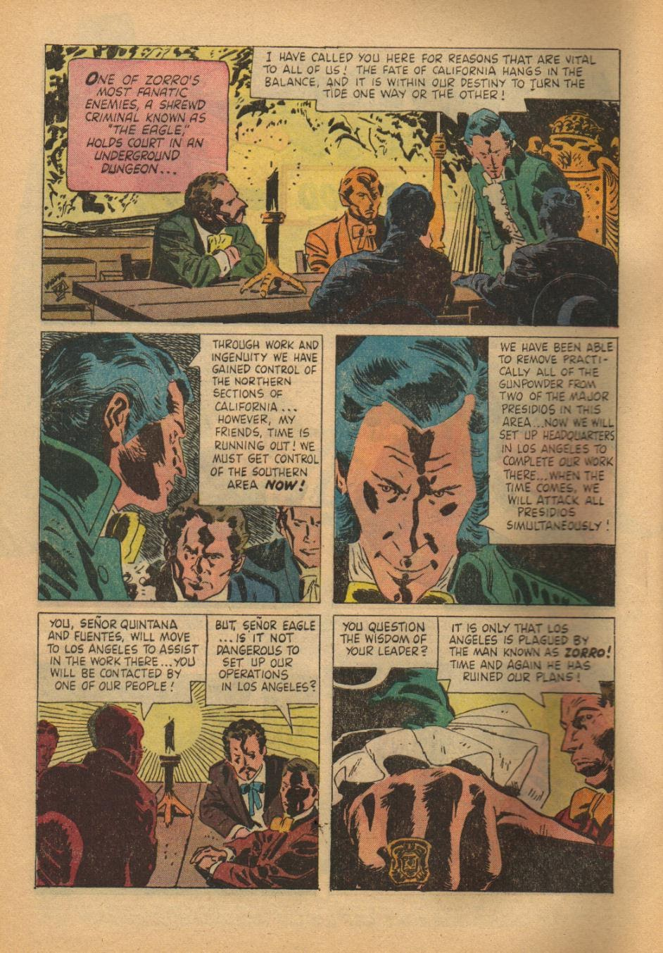 Zorro (1966) issue 2 - Page 4
