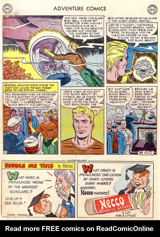 Read online Adventure Comics (1938) comic -  Issue #174 - 22