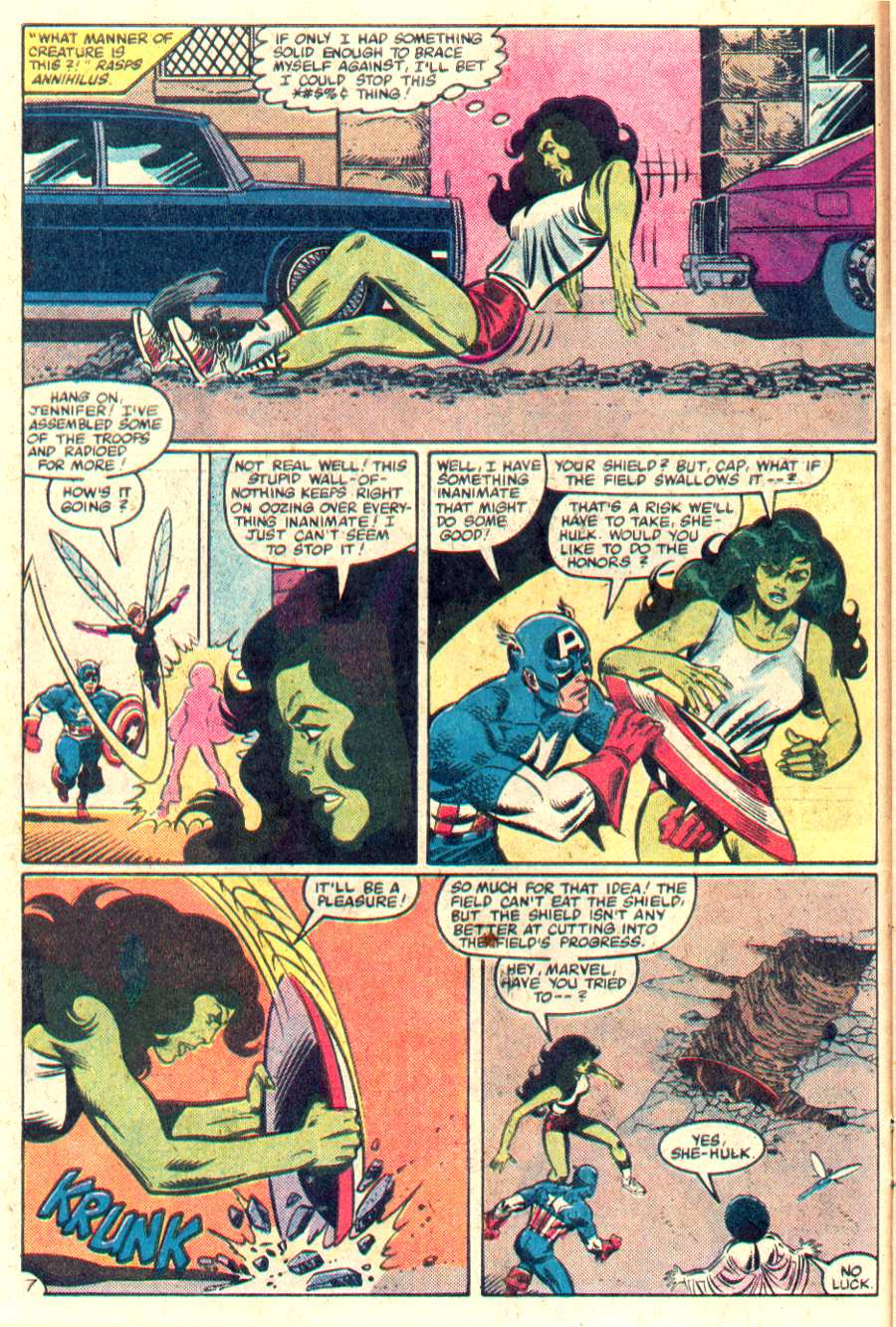 The Avengers (1963) 233 Page 7