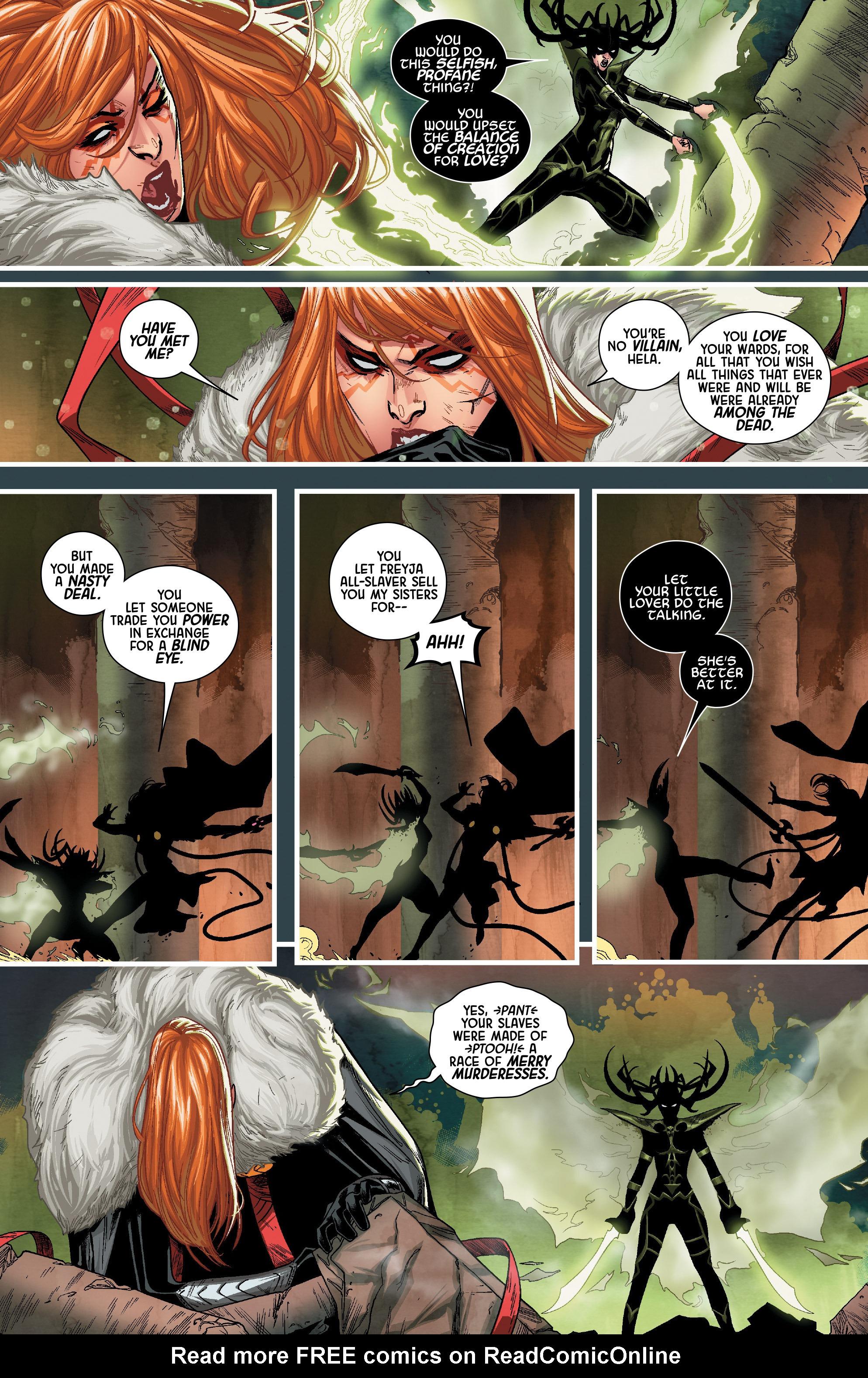 Read online Angela: Queen Of Hel comic -  Issue #5 - 9