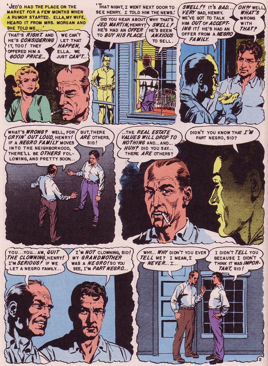 Read online Shock SuspenStories comic -  Issue #13 - 11