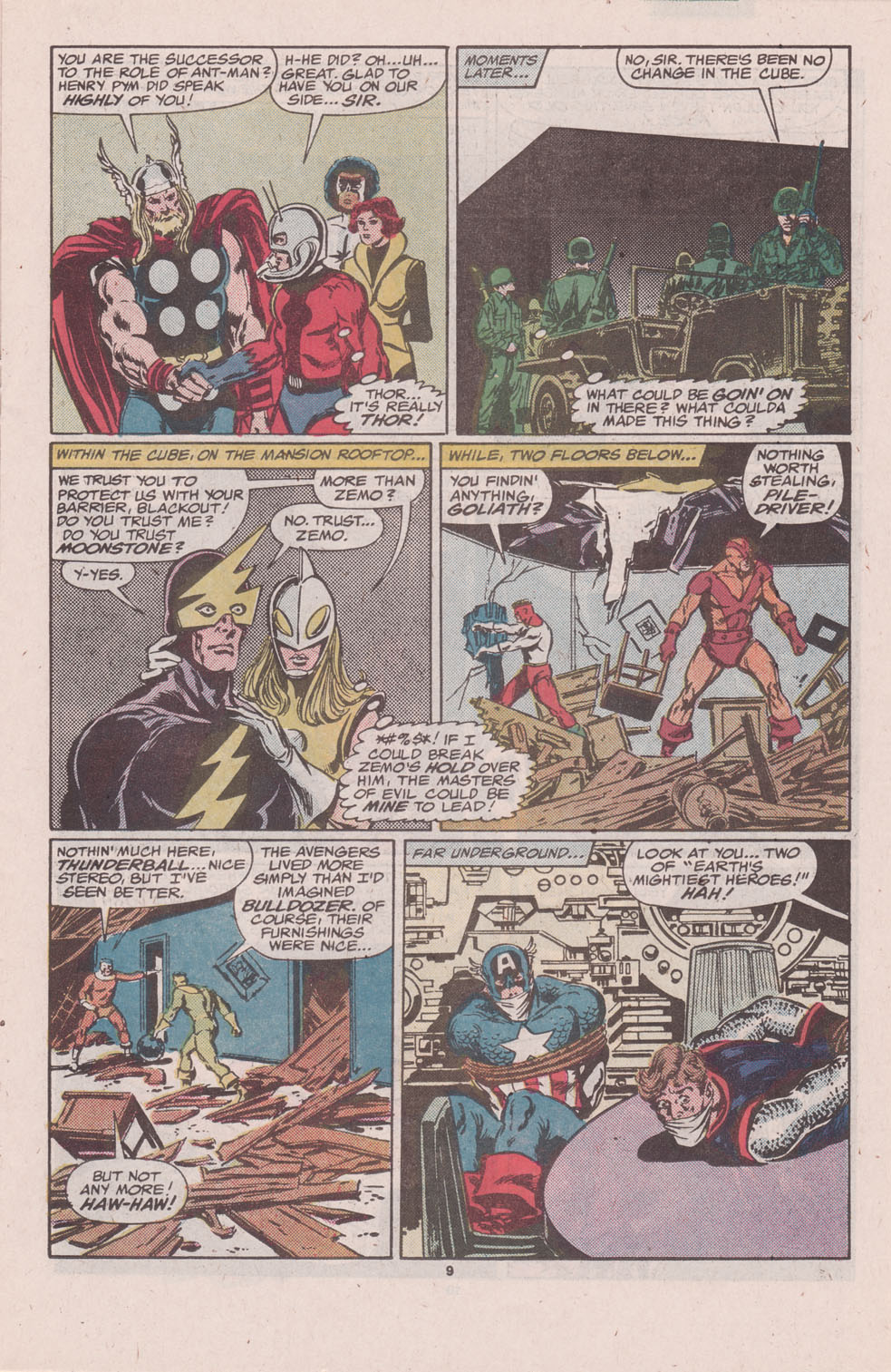 The Avengers (1963) 276 Page 9