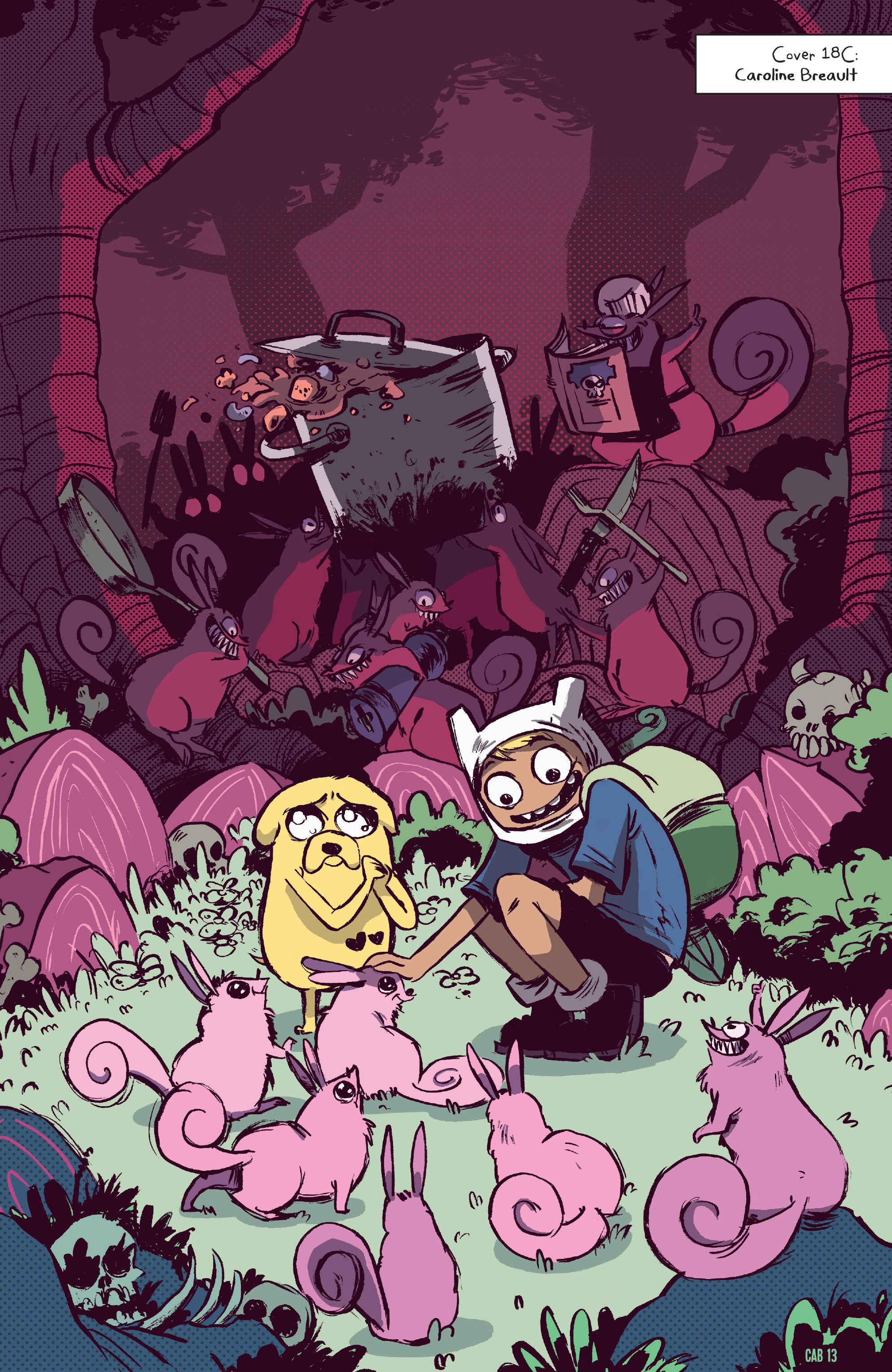 Read online Adventure Time comic -  Issue #Adventure Time _TPB 4 - 120