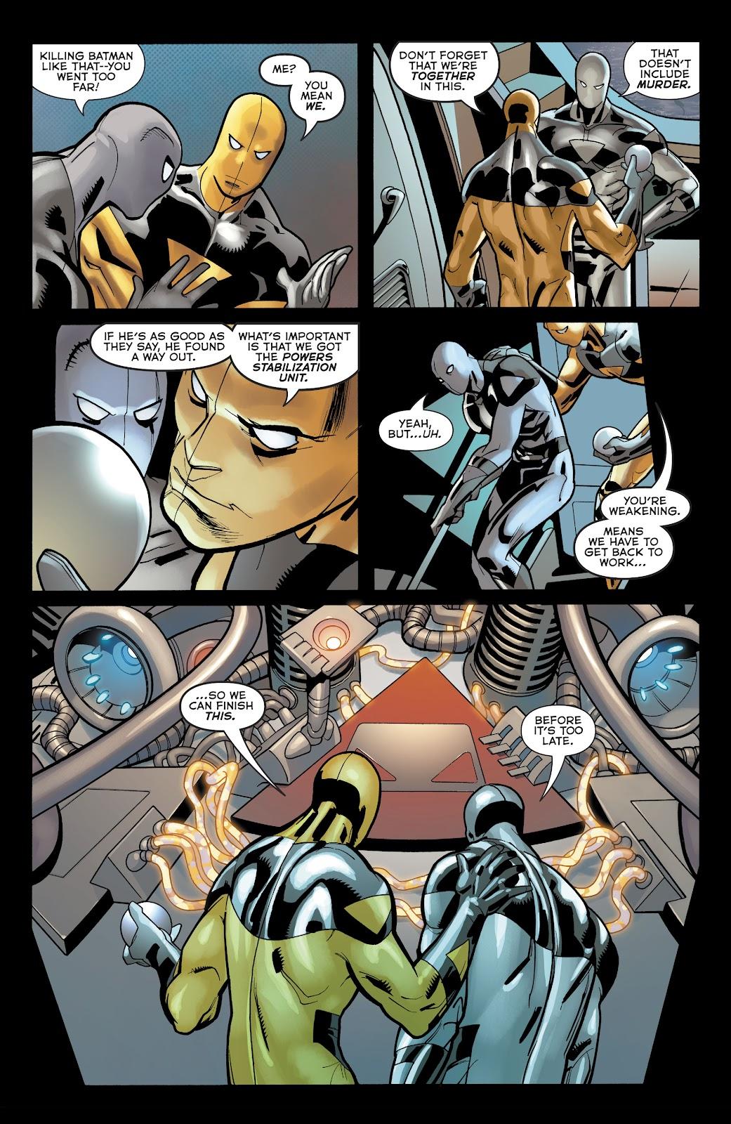 Read online Batman Beyond (2016) comic -  Issue #32 - 9