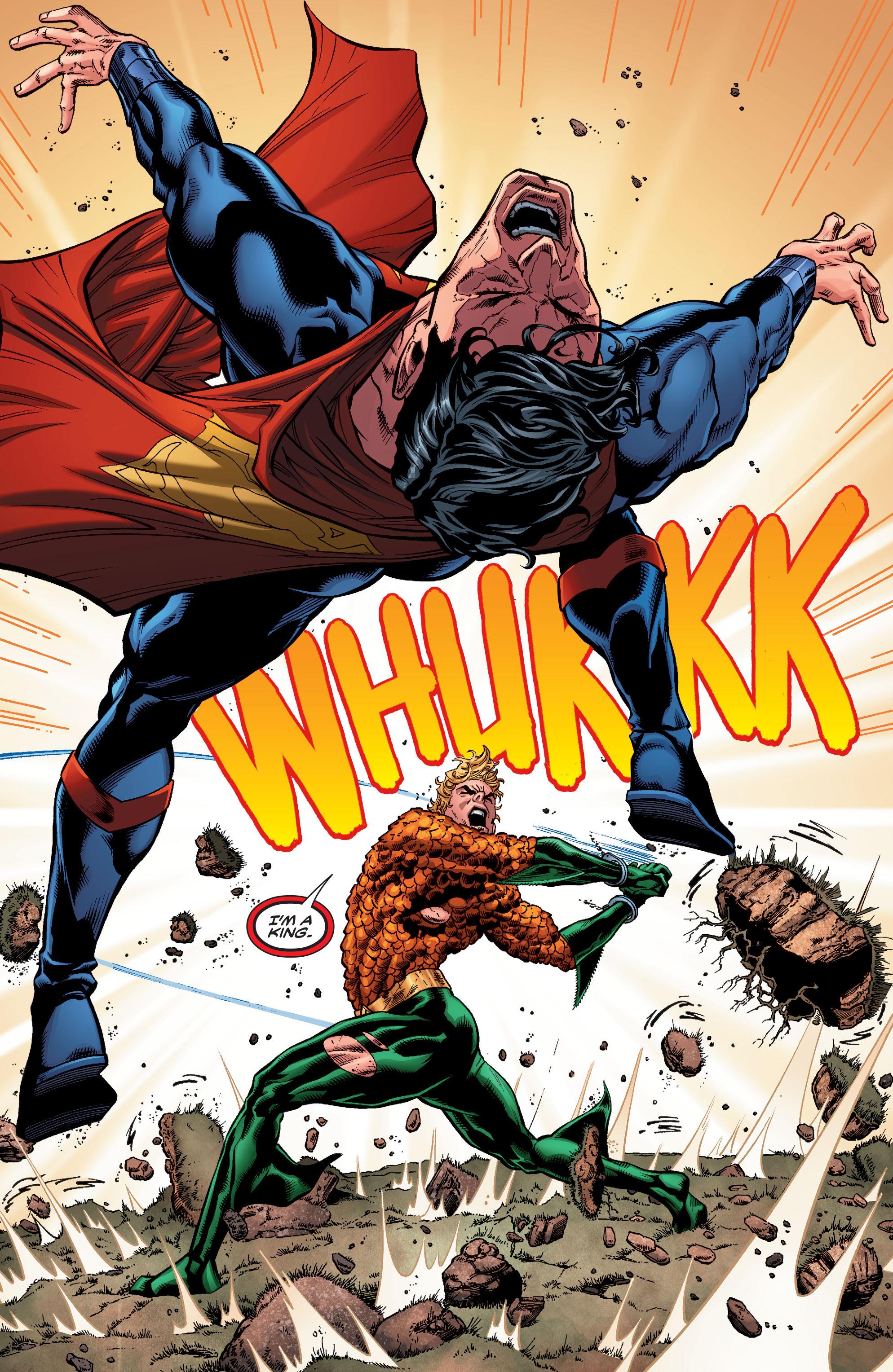 Read online Aquaman (2016) comic -  Issue #6 - 8