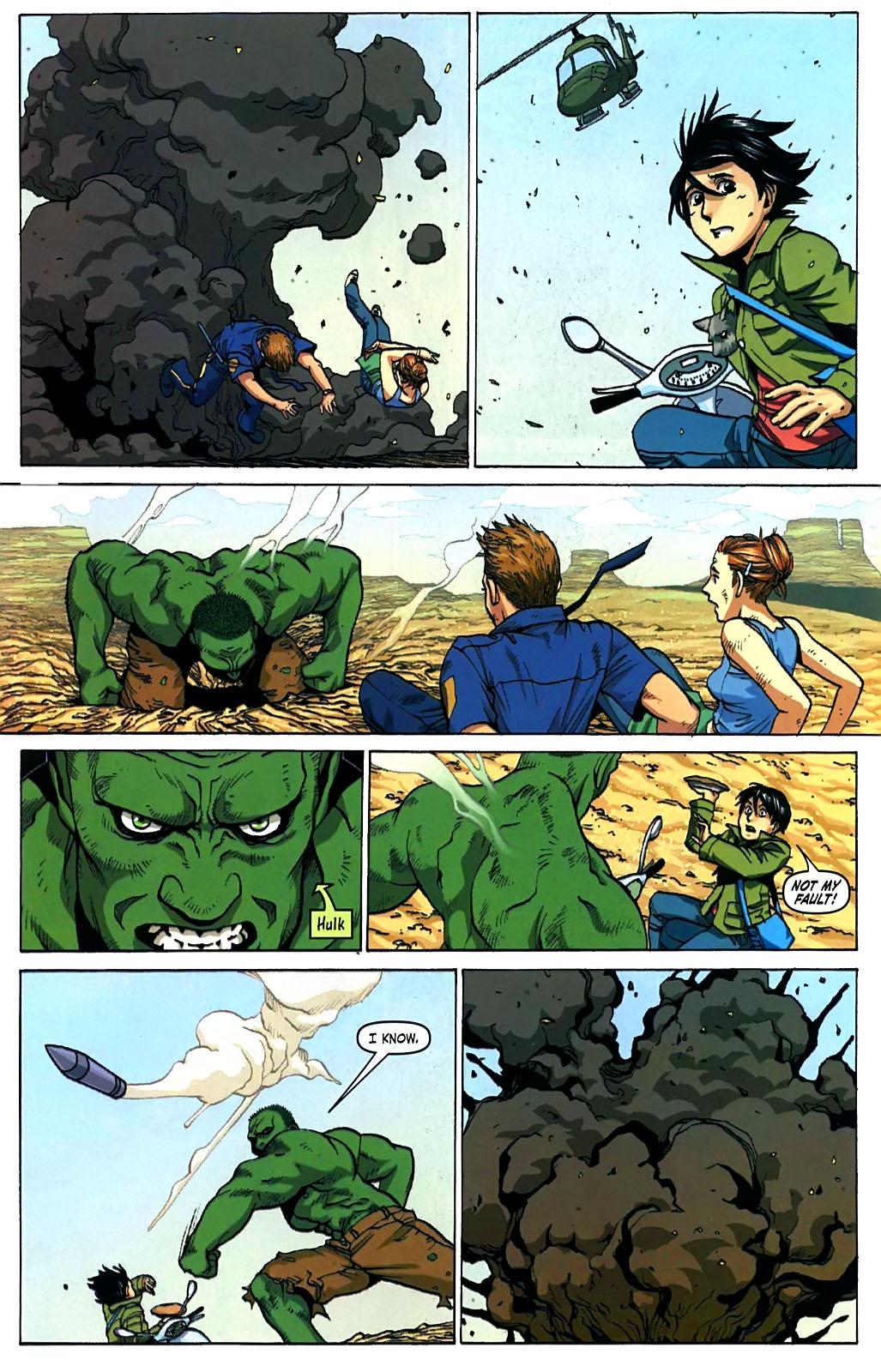 Read online Amazing Fantasy (2004) comic -  Issue #15 - 9