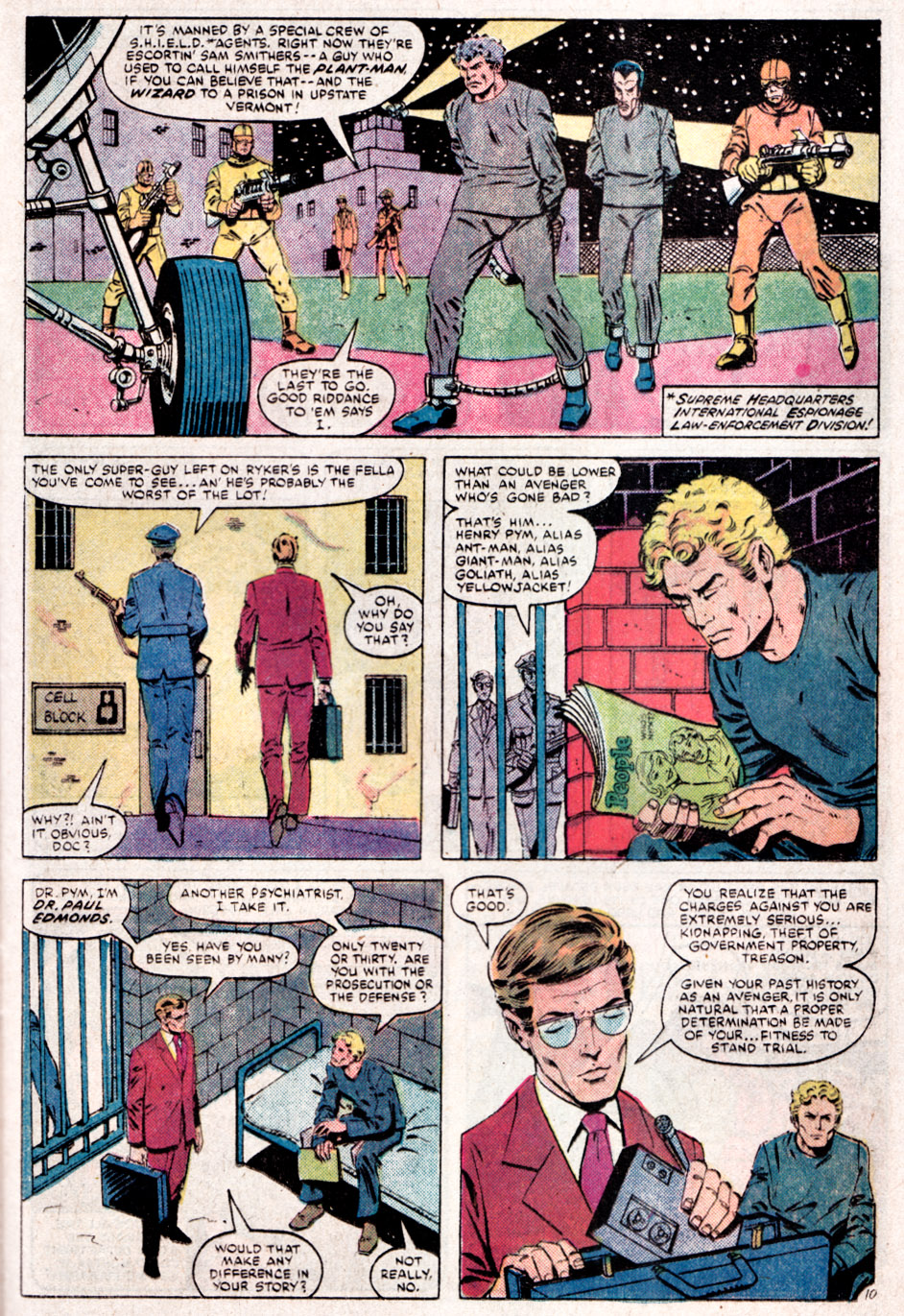 The Avengers (1963) 227 Page 10