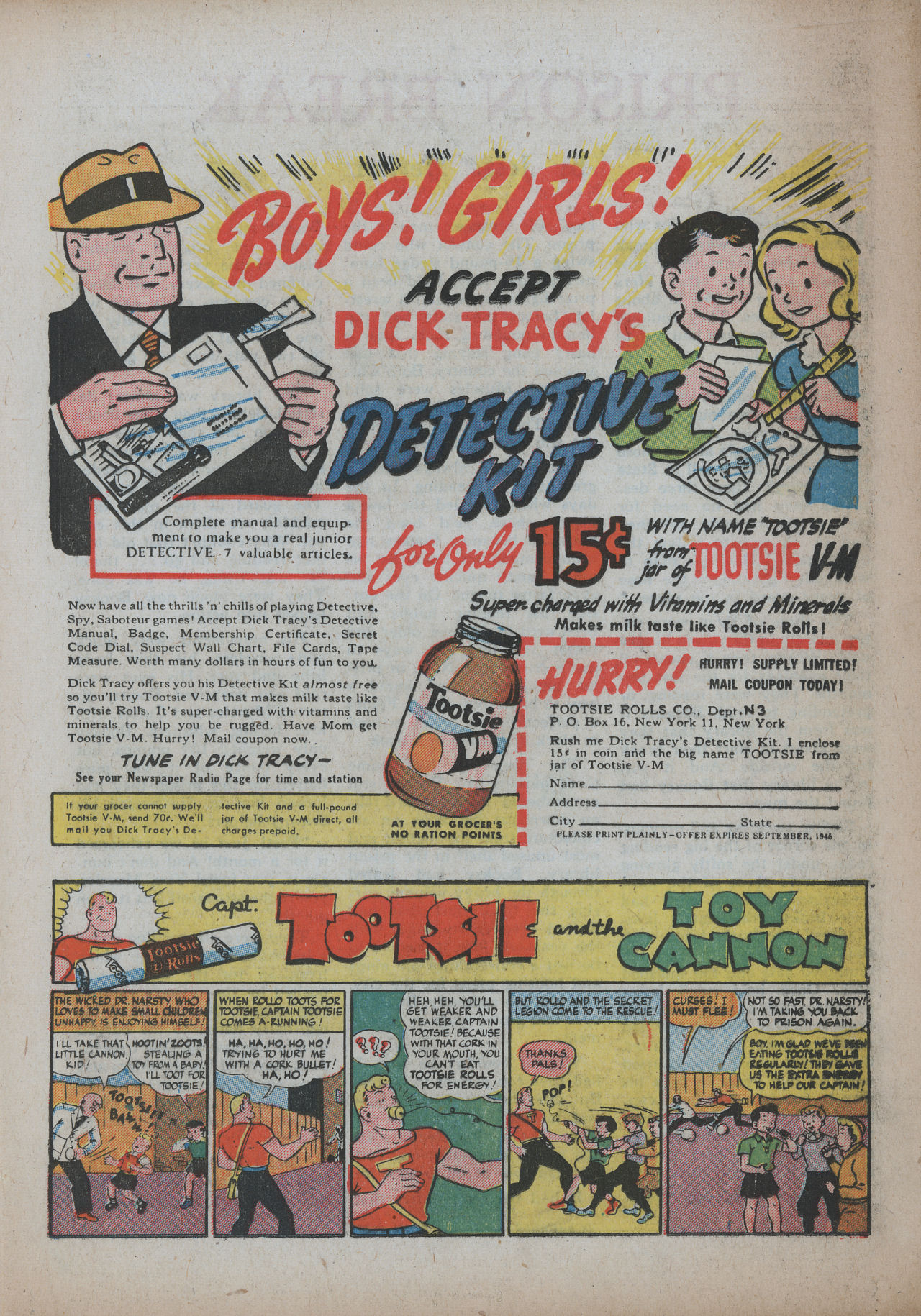 Read online Detective Comics (1937) comic -  Issue #94 - 29