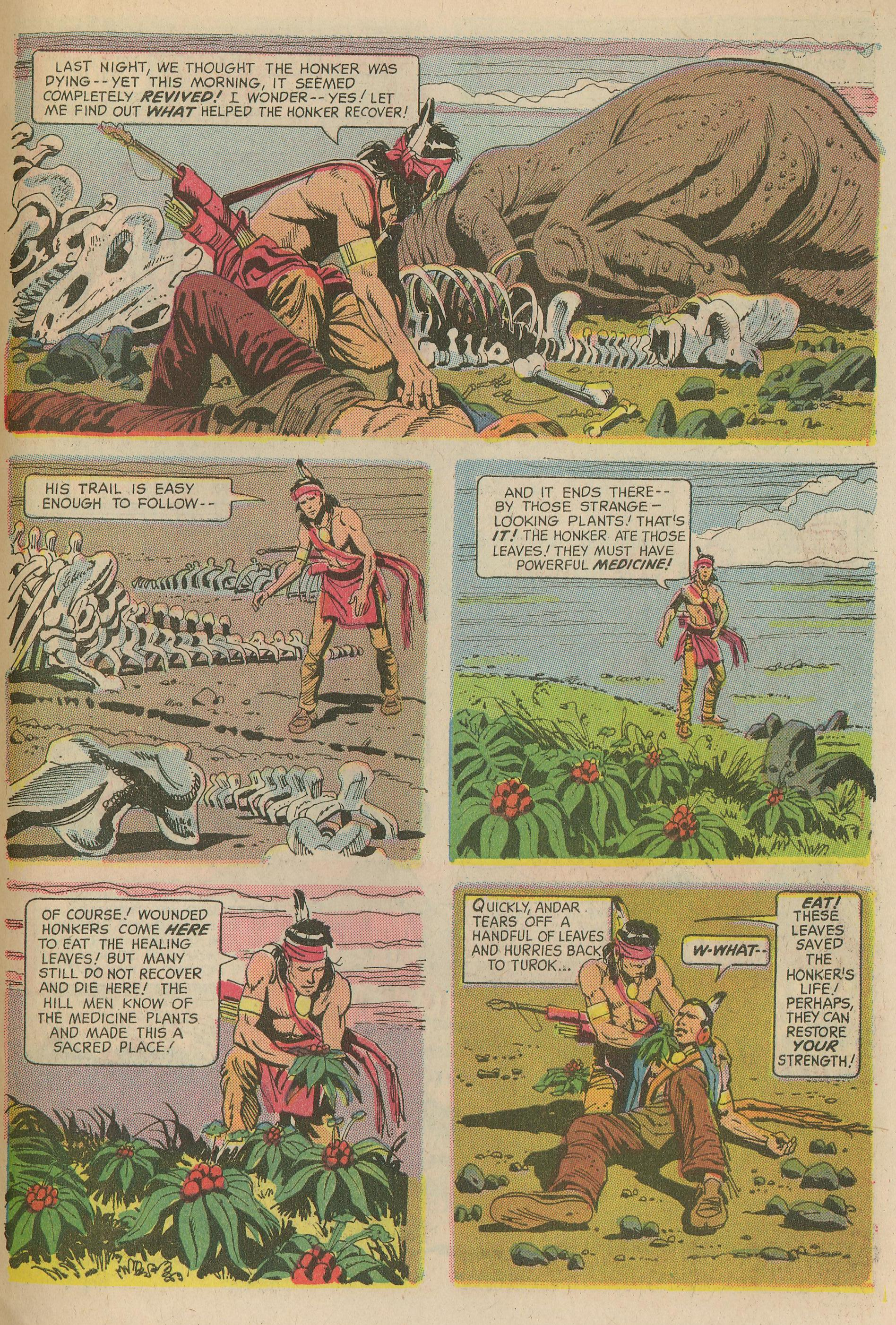 Read online Turok, Son of Stone comic -  Issue #65 - 31
