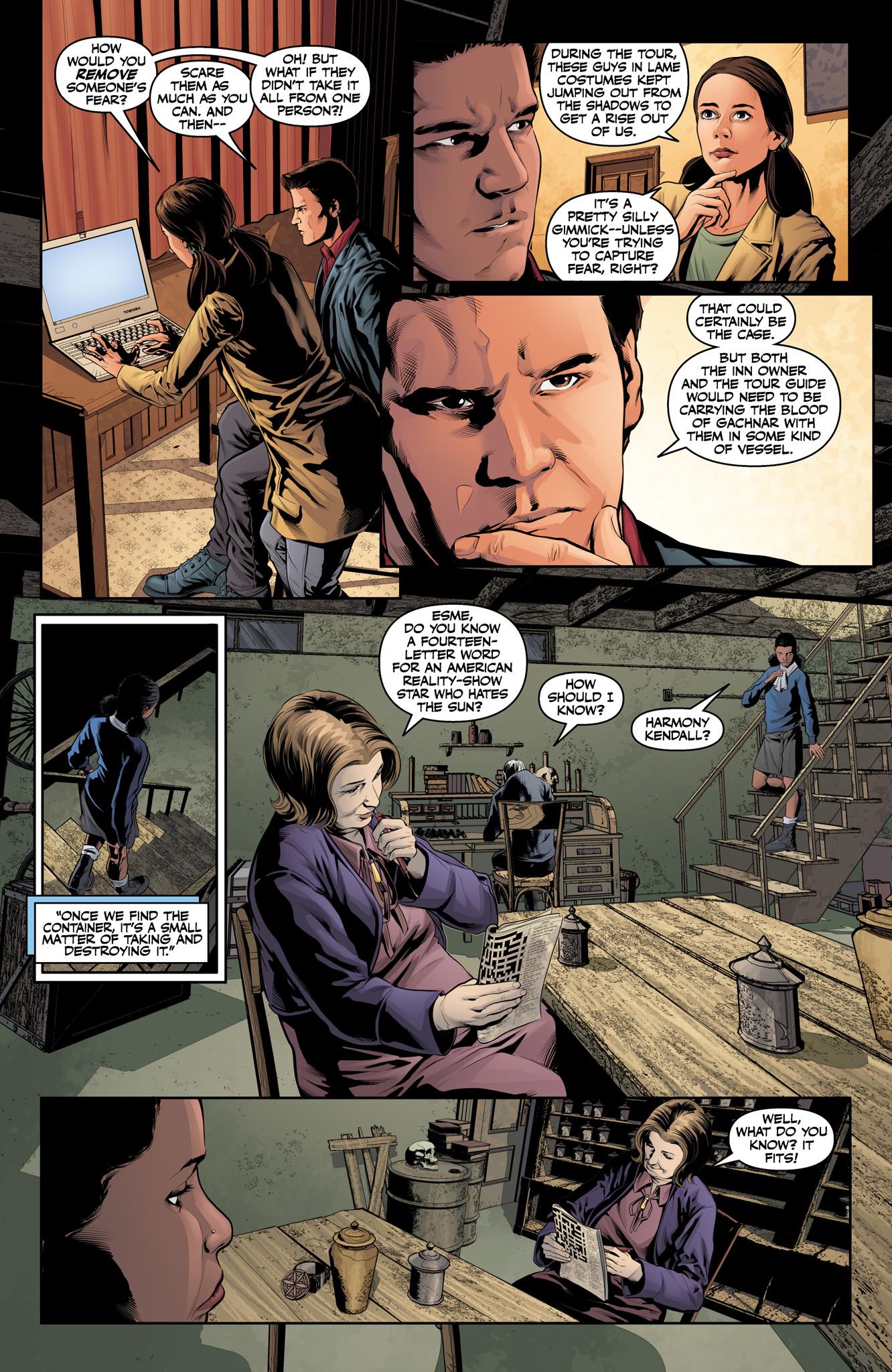 Read online Angel & Faith Season 10 comic -  Issue #15 - 16