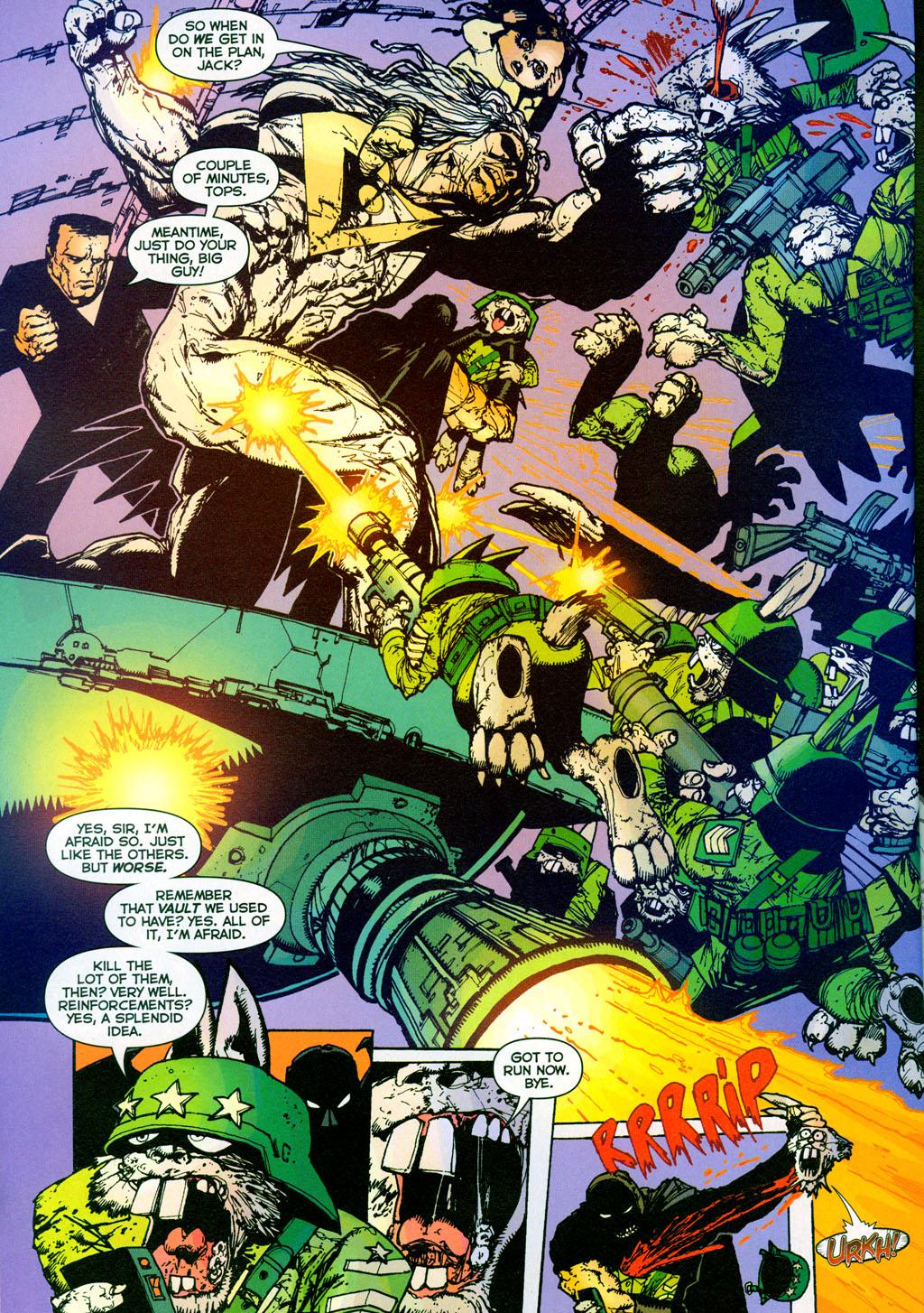 Read online The Authority/Lobo: Spring Break Massacre comic -  Issue # Full - 30