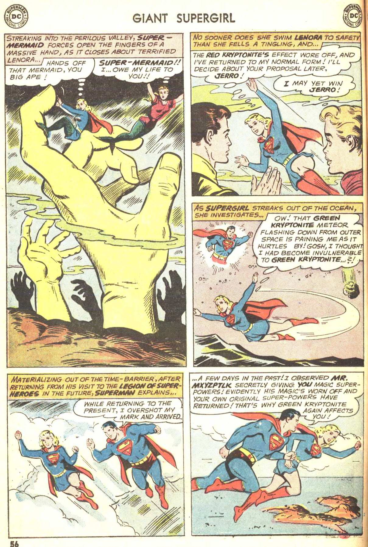 Read online Action Comics (1938) comic -  Issue #360 - 55