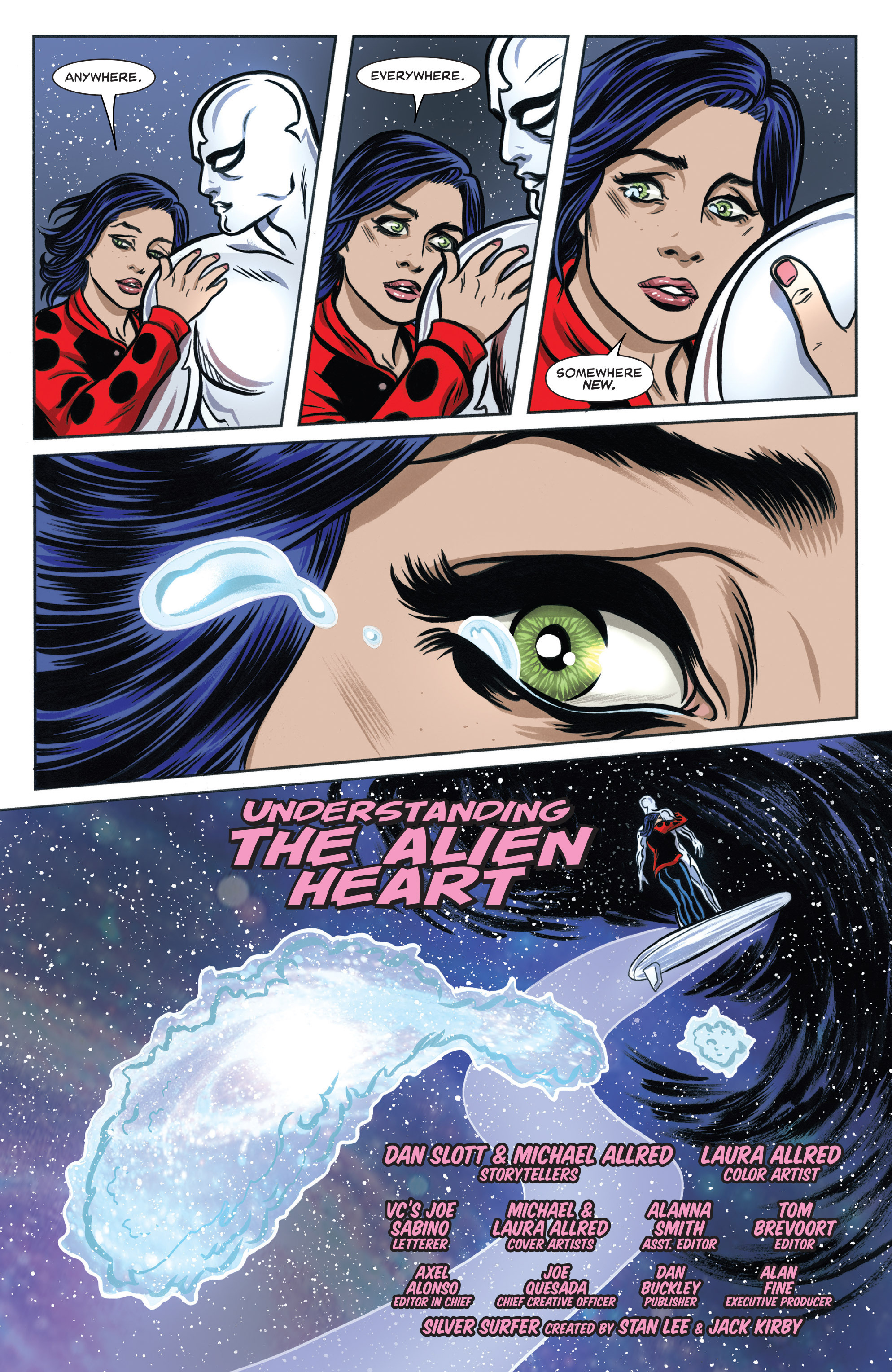 Read online Silver Surfer (2016) comic -  Issue #6 - 26