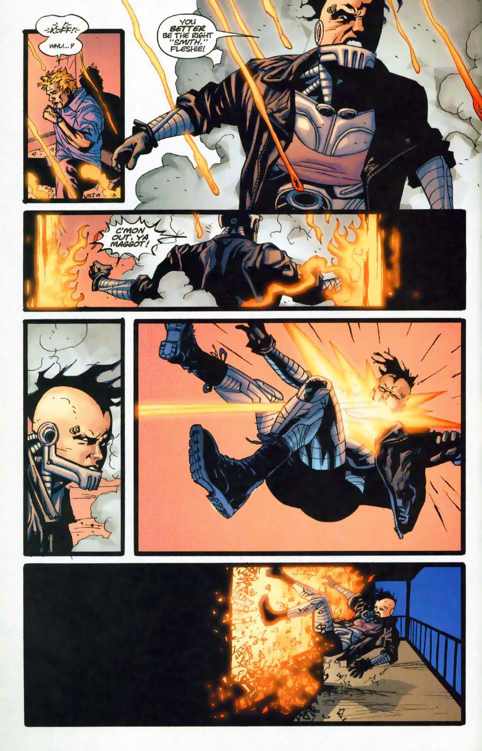 Wildcats (1999) Issue #18 #19 - English 17
