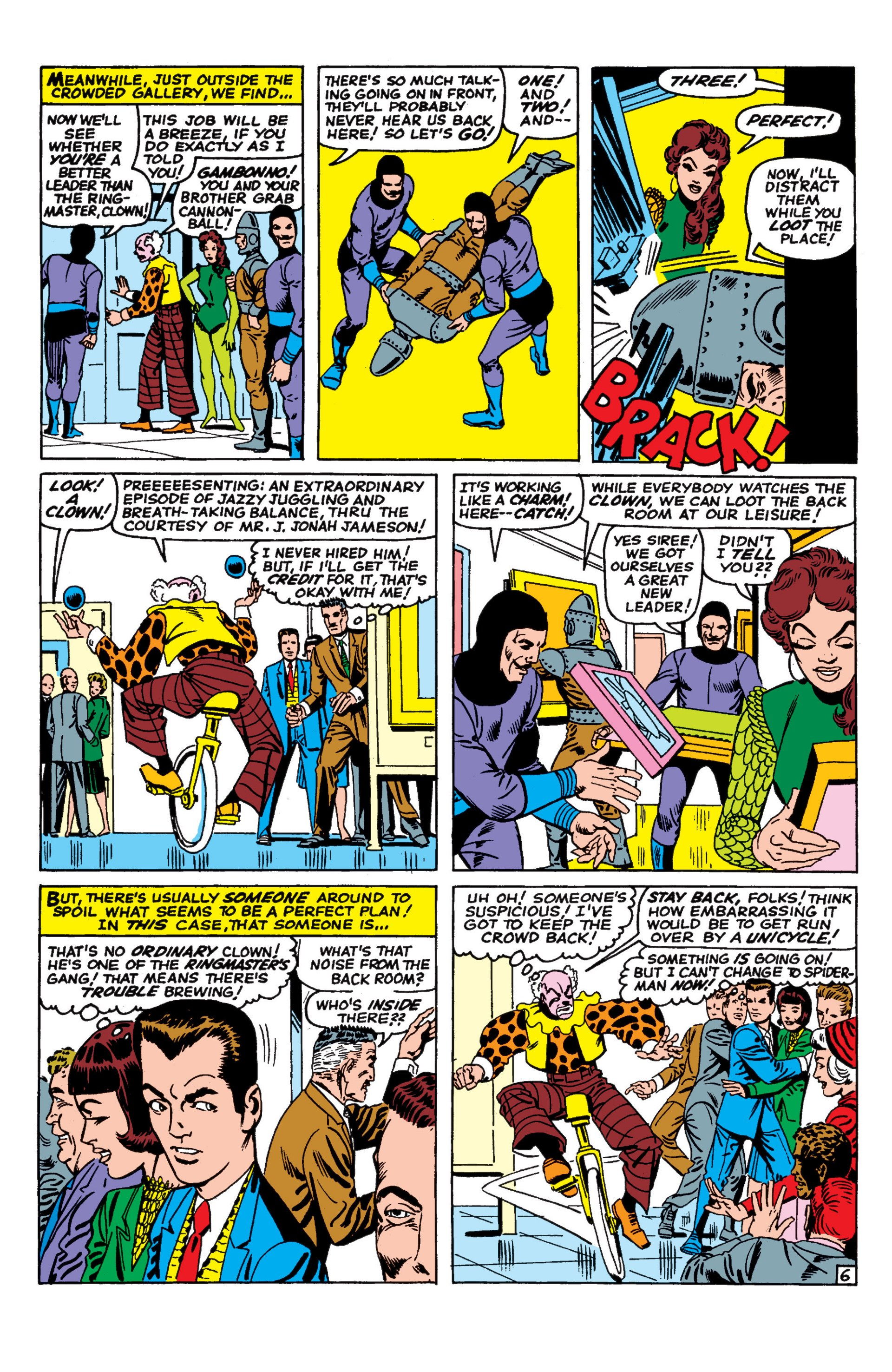 The Amazing Spider-Man (1963) 22 Page 6