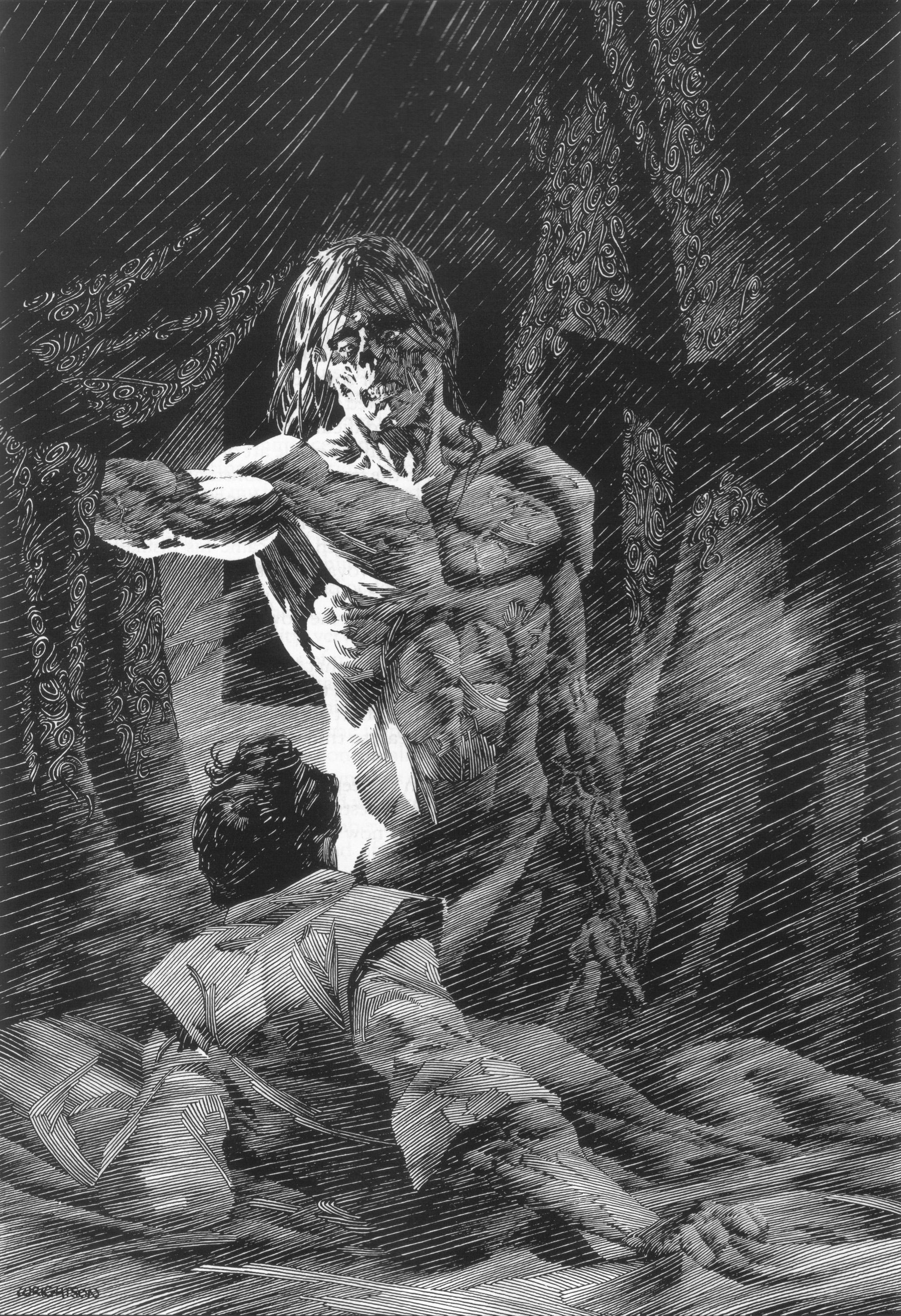 Read online Bernie Wrightson's Frankenstein comic -  Issue # Full - 12
