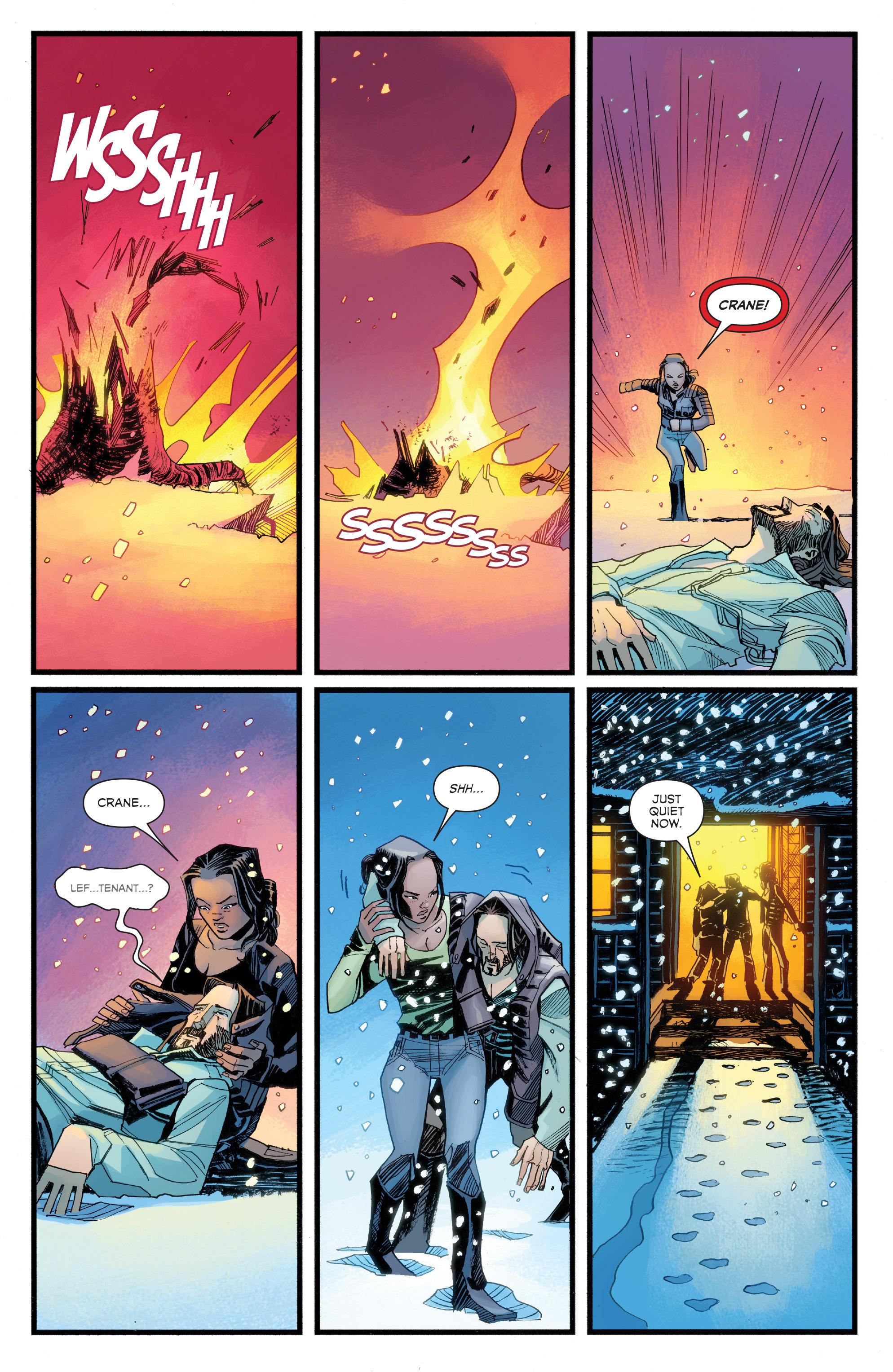 Read online Sleepy Hollow (2014) comic -  Issue #2 - 20