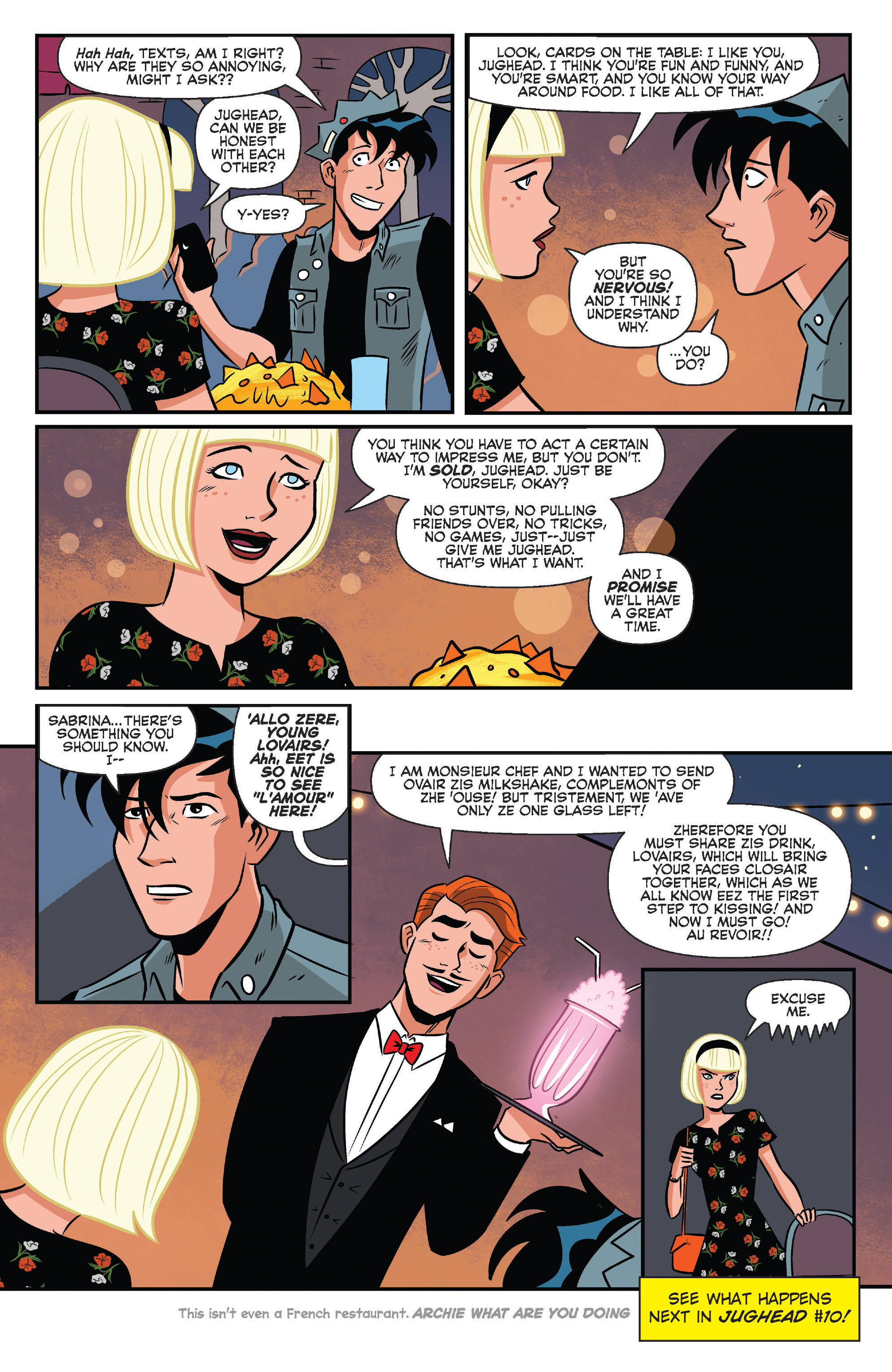 Read online Archie (2015) comic -  Issue #14 - 29