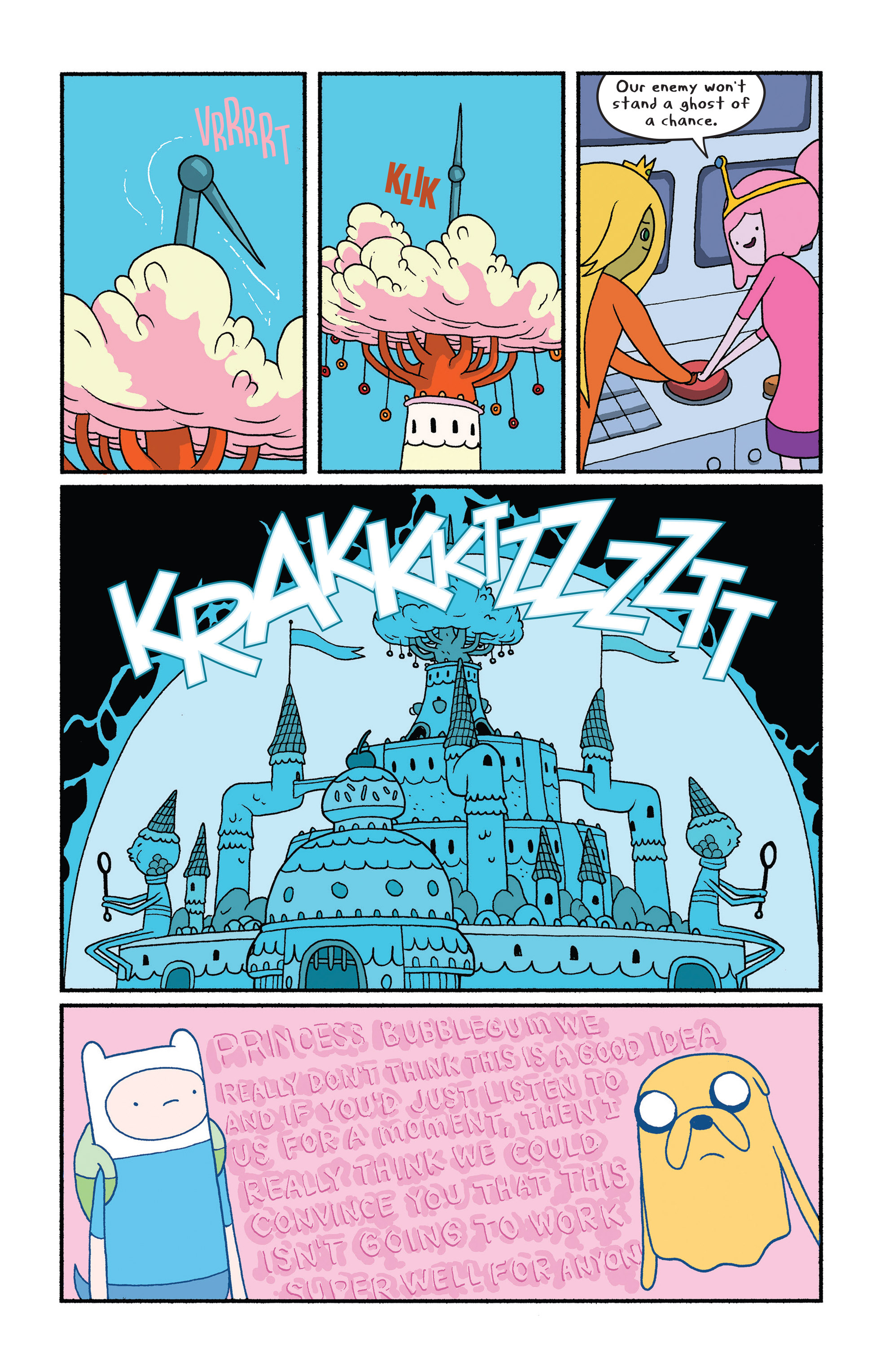 Read online Adventure Time comic -  Issue #Adventure Time _TPB 6 - 86