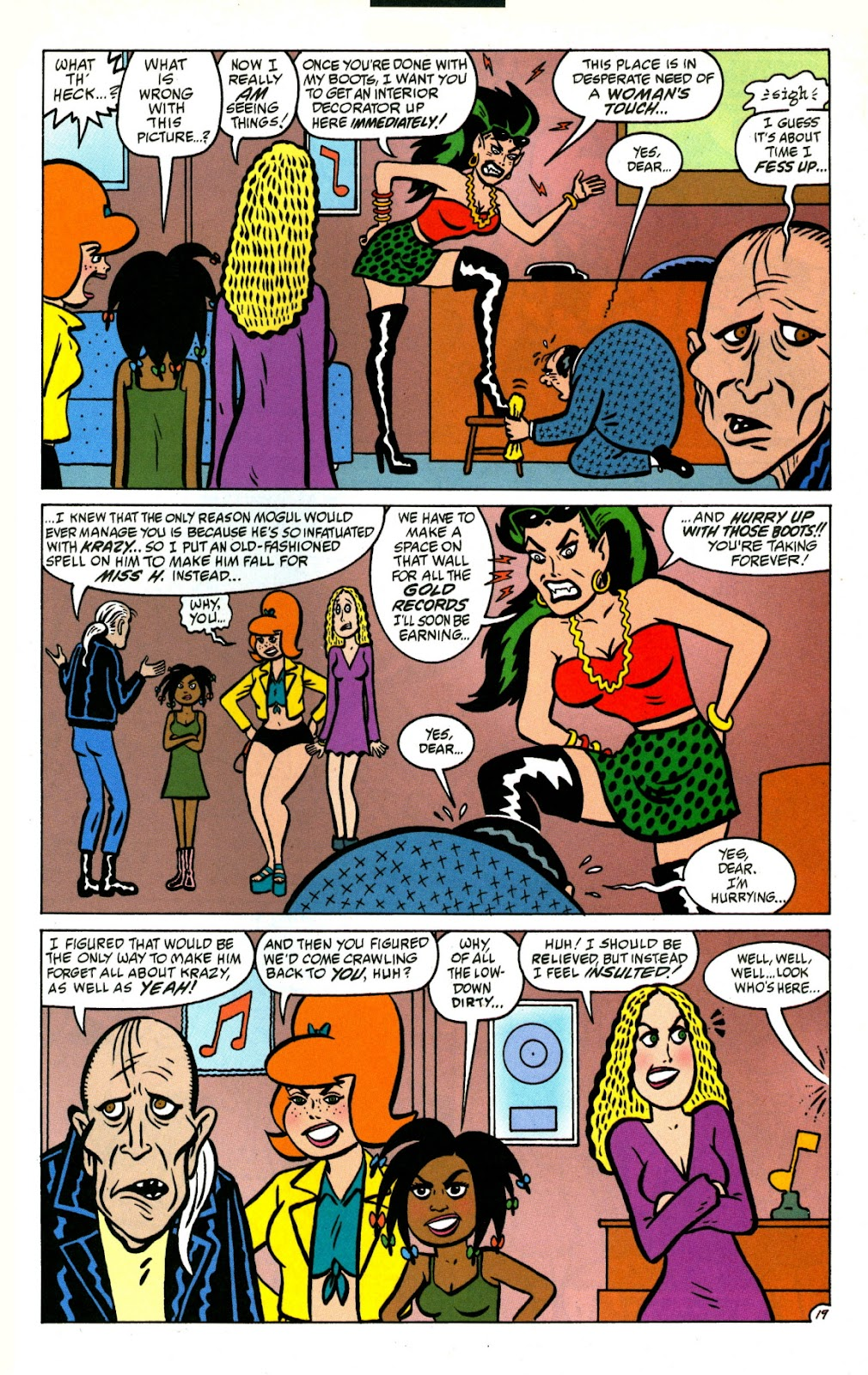 Read online Yeah! comic -  Issue #1 - 20