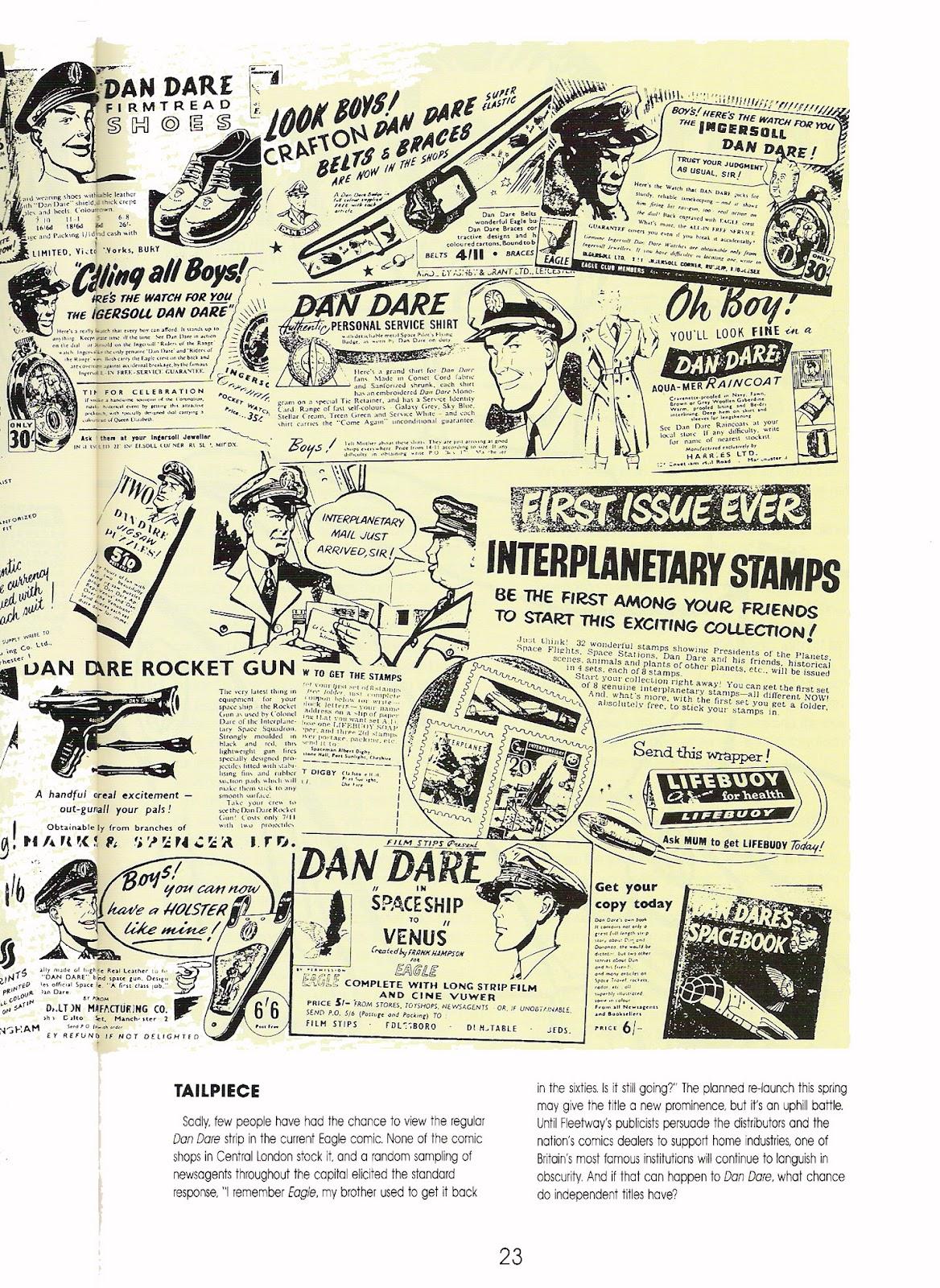 Read online Dare comic -  Issue #1 - 25