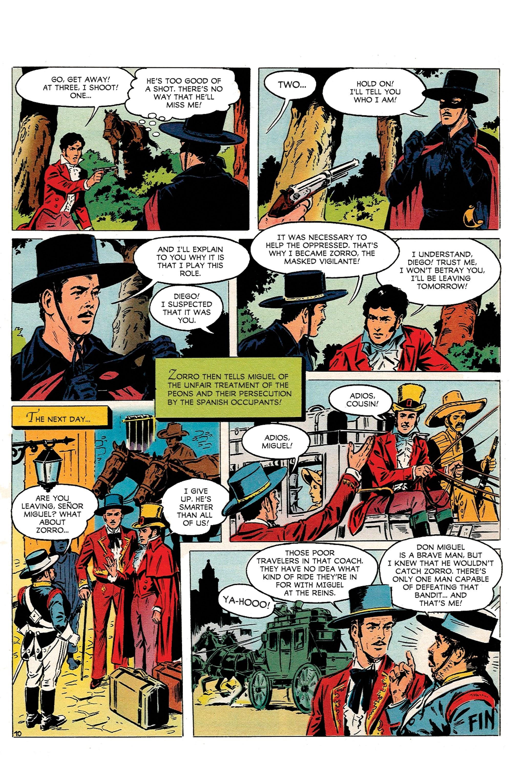 Zorro: Legendary Adventures (2019) 1 Page 22